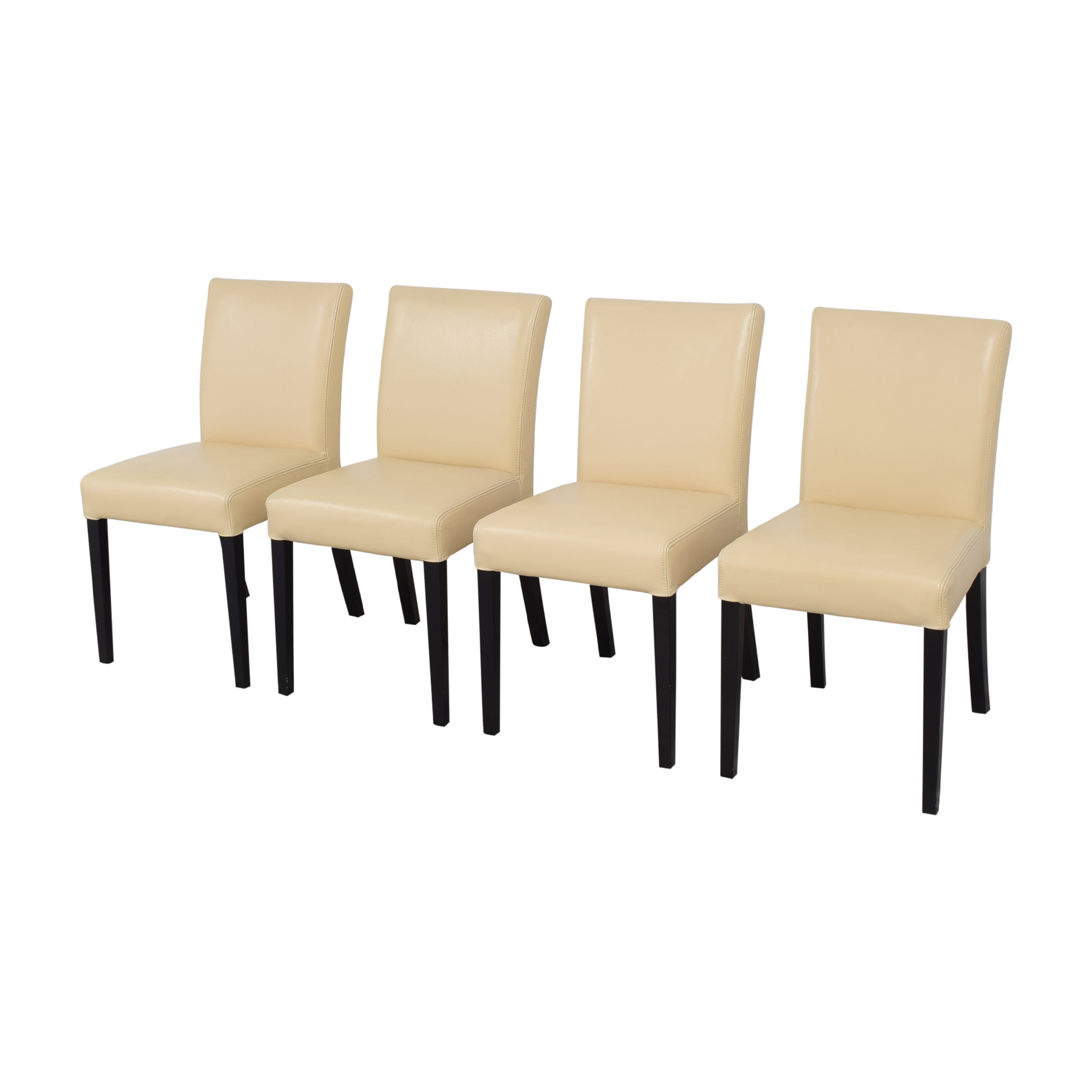 Crate & Barrel Lowe Dining Side Chairs / Chairs