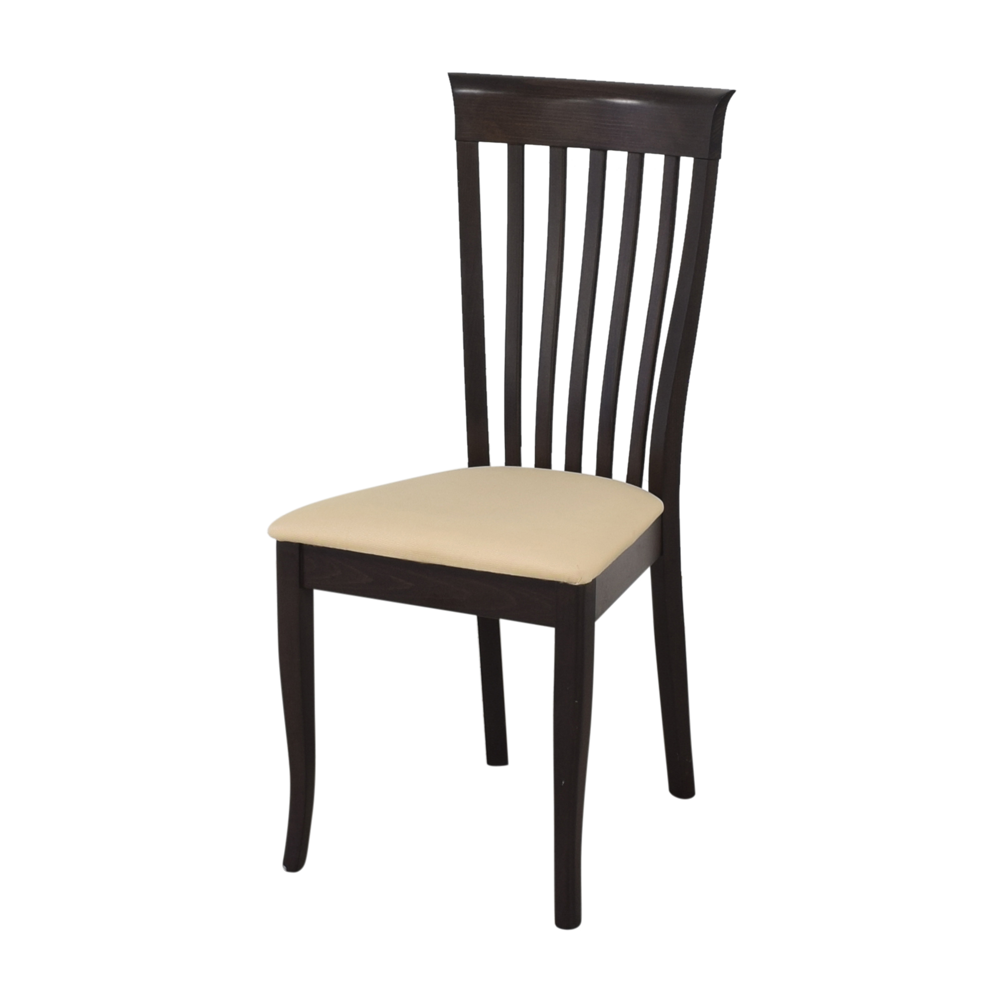 IMS SRL IMS SRL Spindle Back Dining Side Chairs second hand