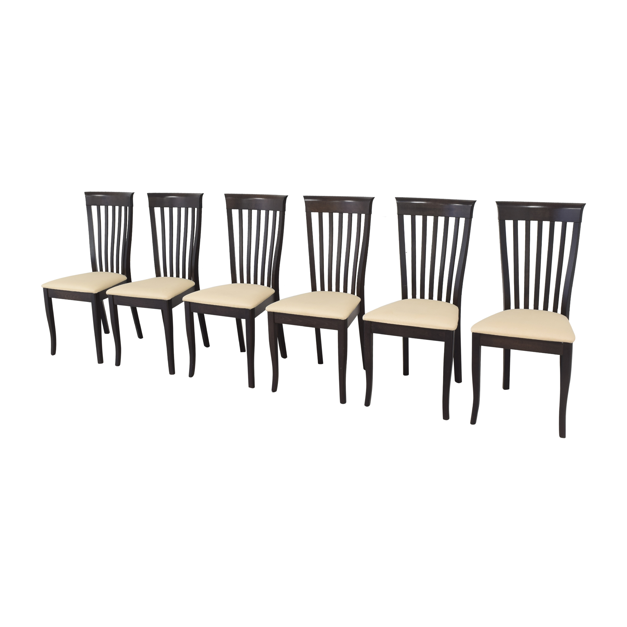 IMS SRL IMS SRL Spindle Back Dining Side Chairs nj