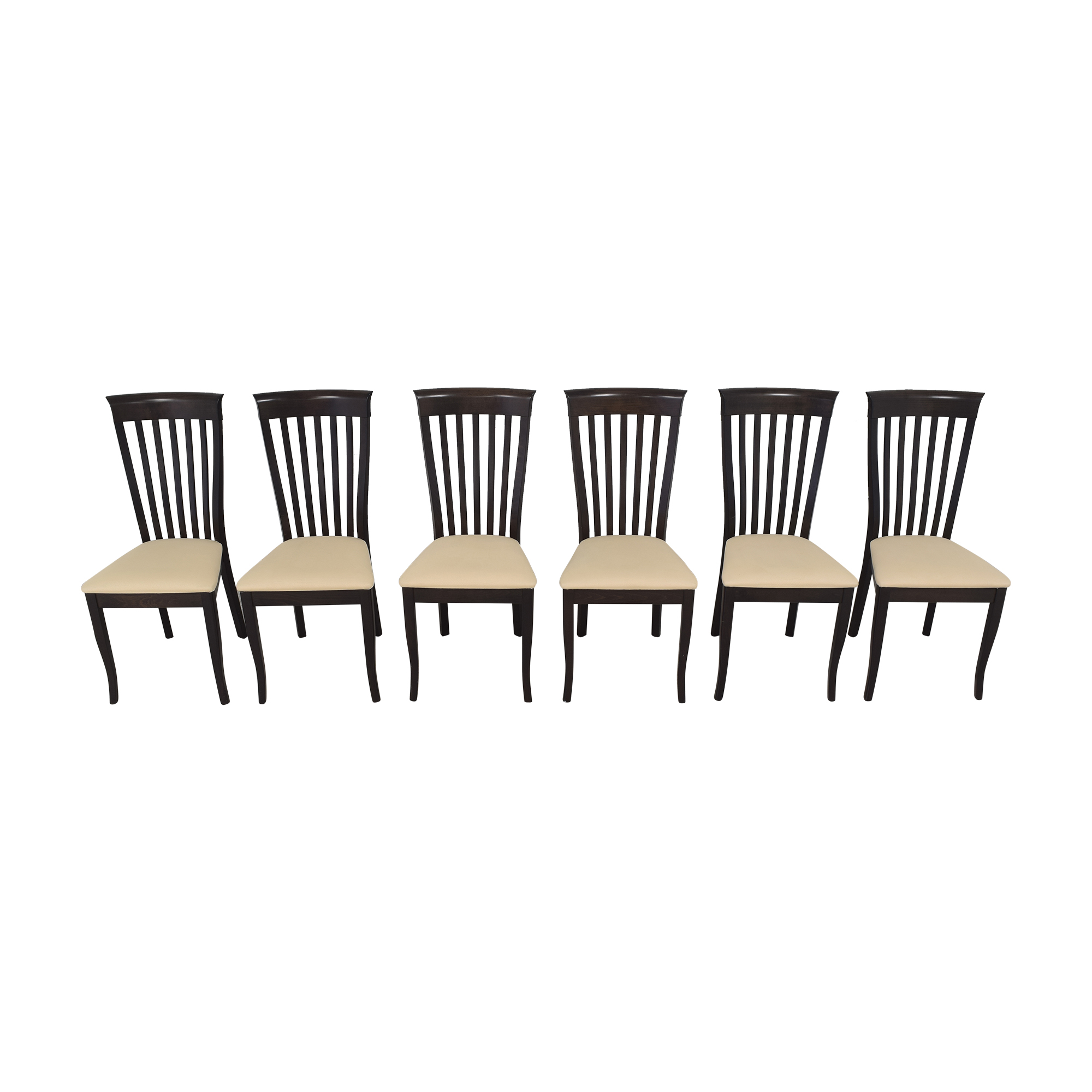 IMS SRL IMS SRL Spindle Back Dining Side Chairs dimensions