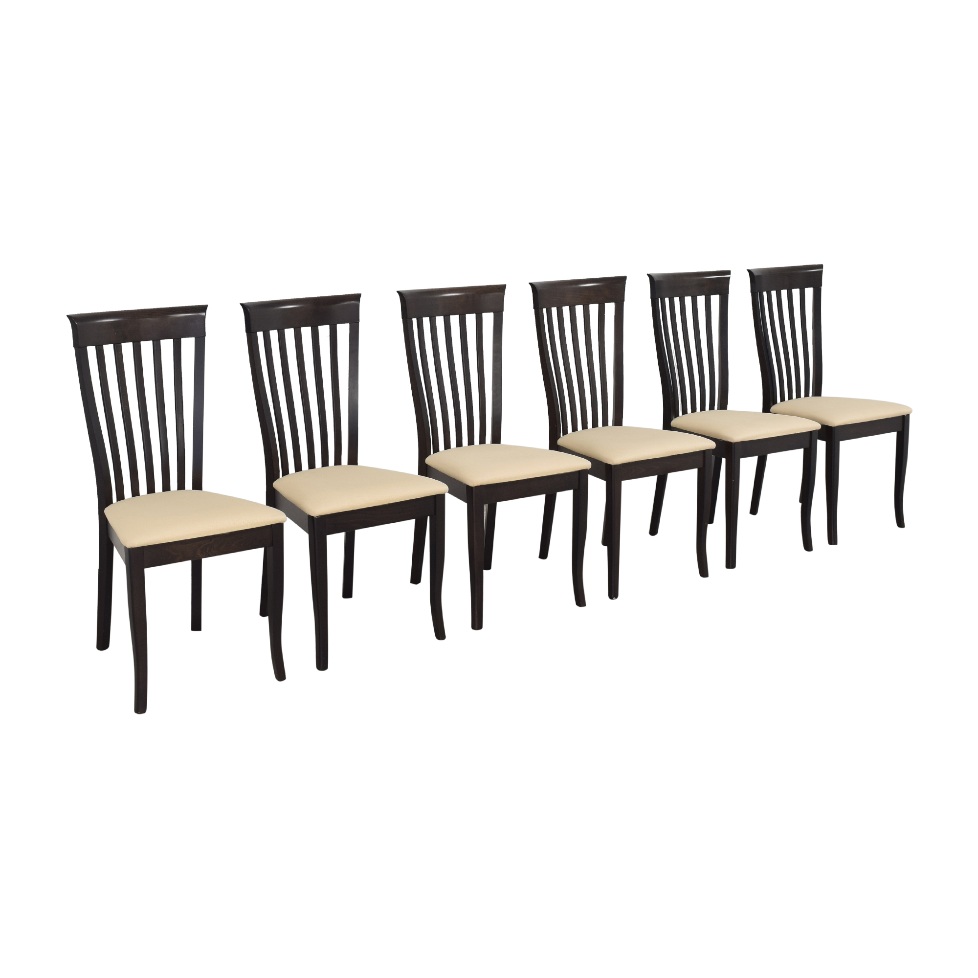 IMS SRL IMS SRL Spindle Back Dining Side Chairs Dining Chairs