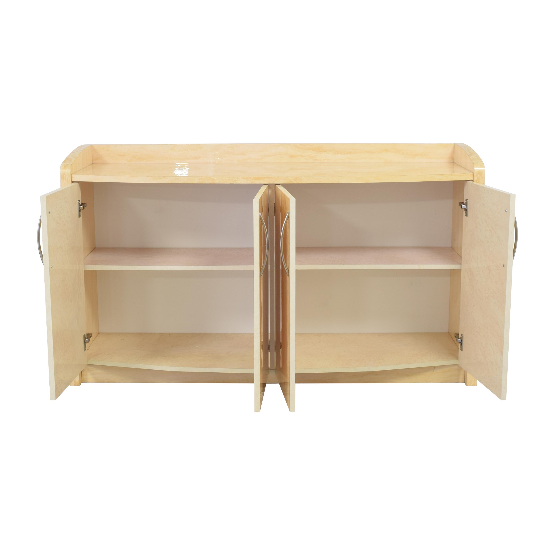 Four Door Sideboard / Cabinets & Sideboards