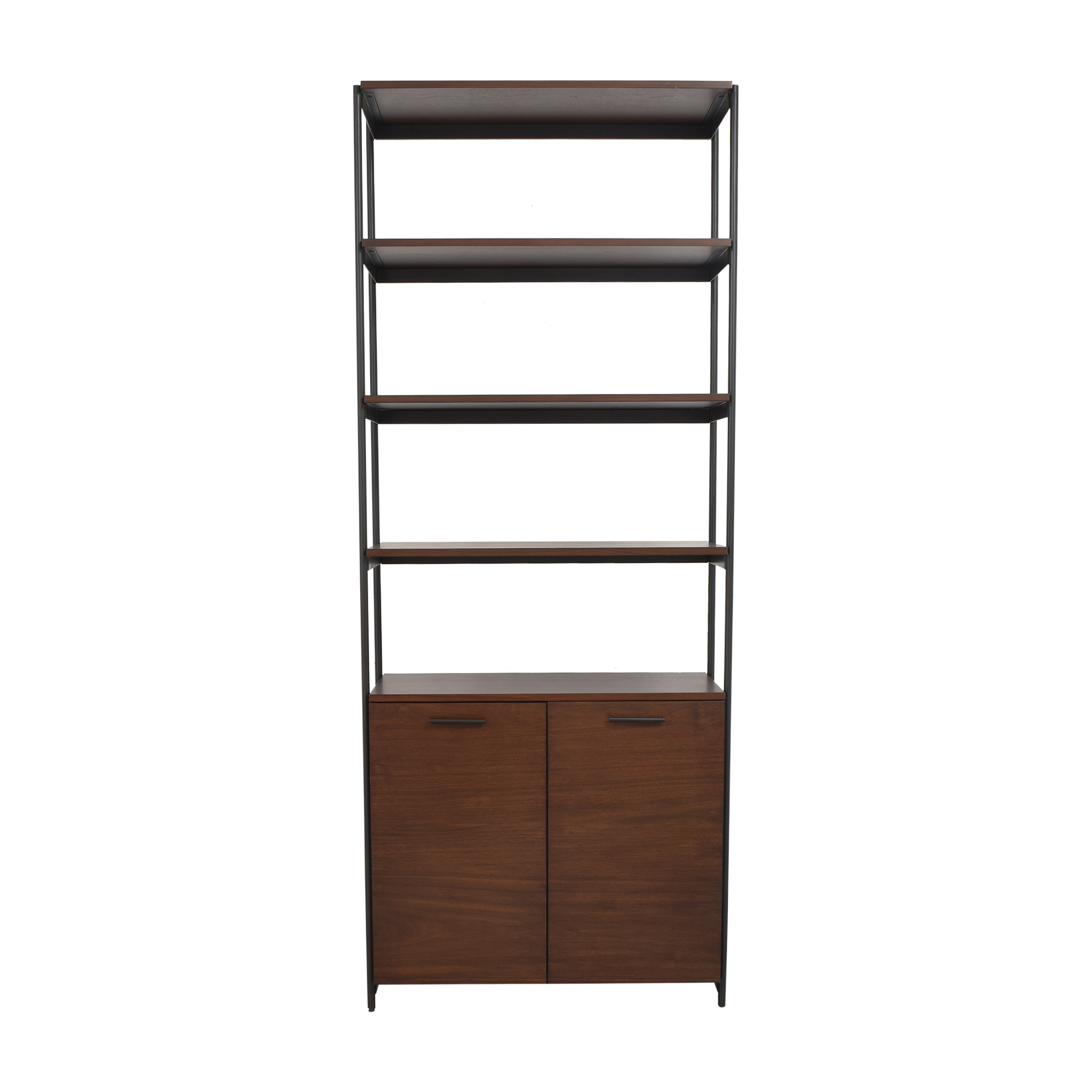 buy West Elm West Elm Foundry Wide Bookcase online