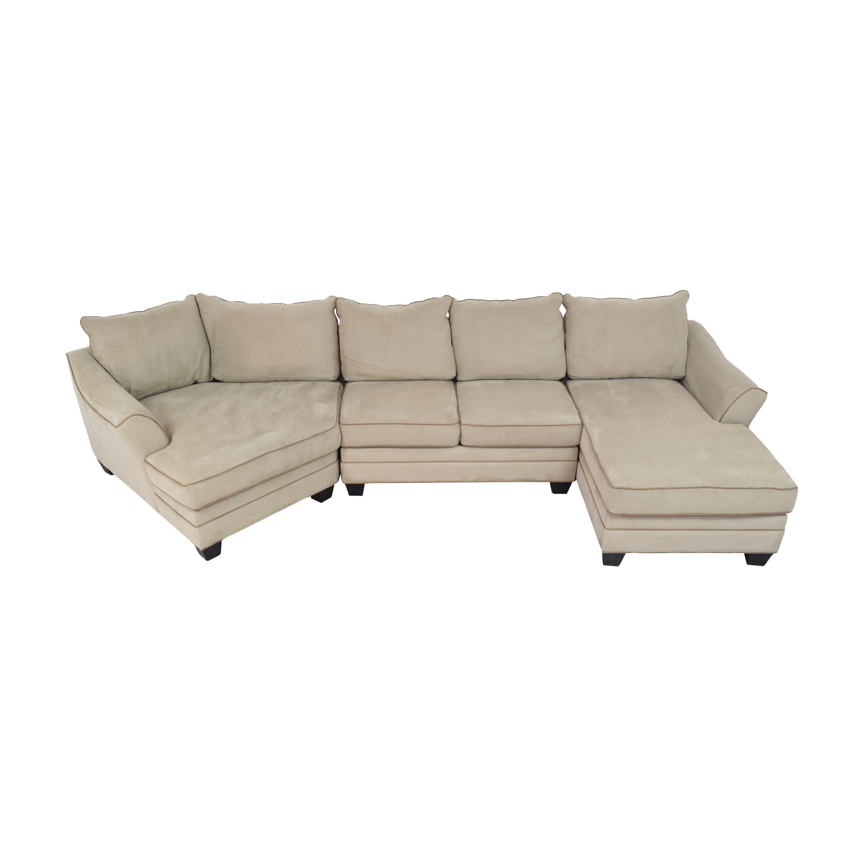 shop Raymour & Flanigan Foresthill Sectional Sofa Raymour & Flanigan Sofas