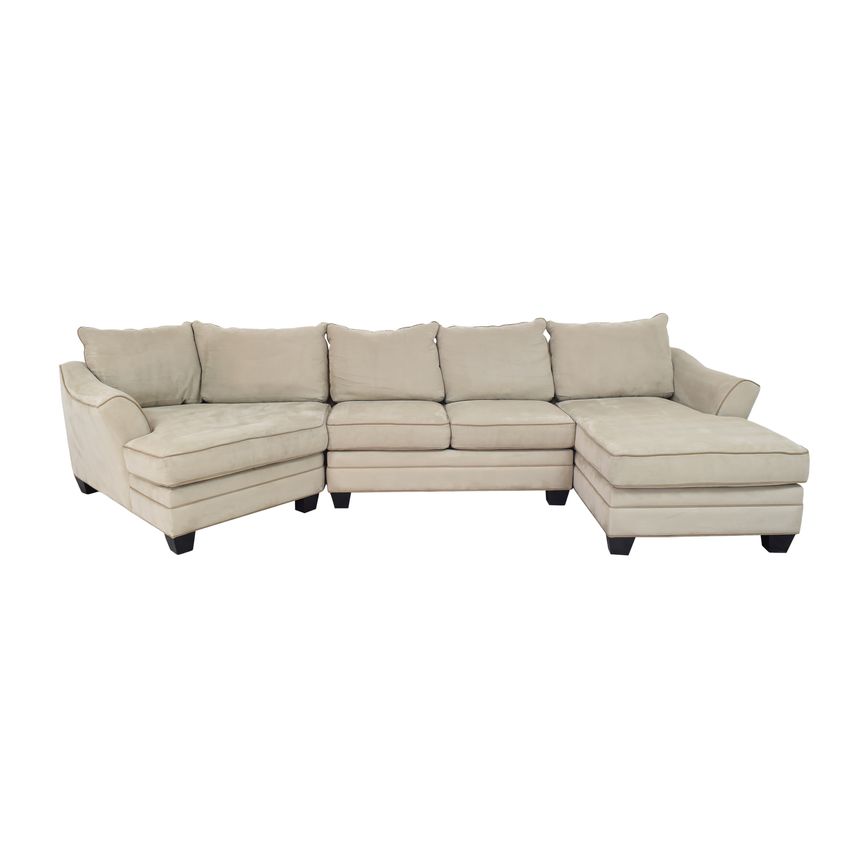 Raymour & Flanigan Raymour & Flanigan Foresthill Sectional Sofa price