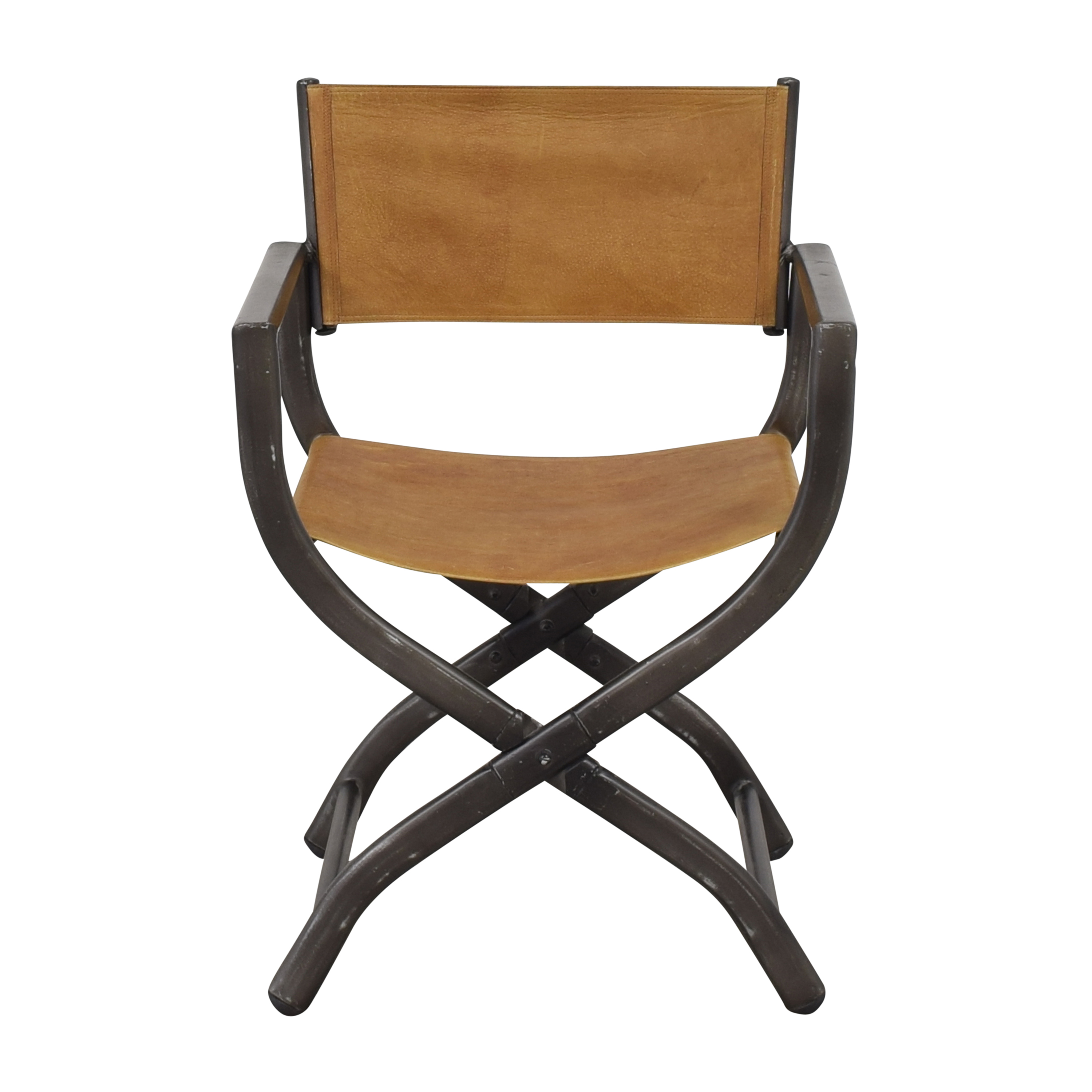 Restoration Hardware Restoration Hardware 1970s French Director's Chair second hand