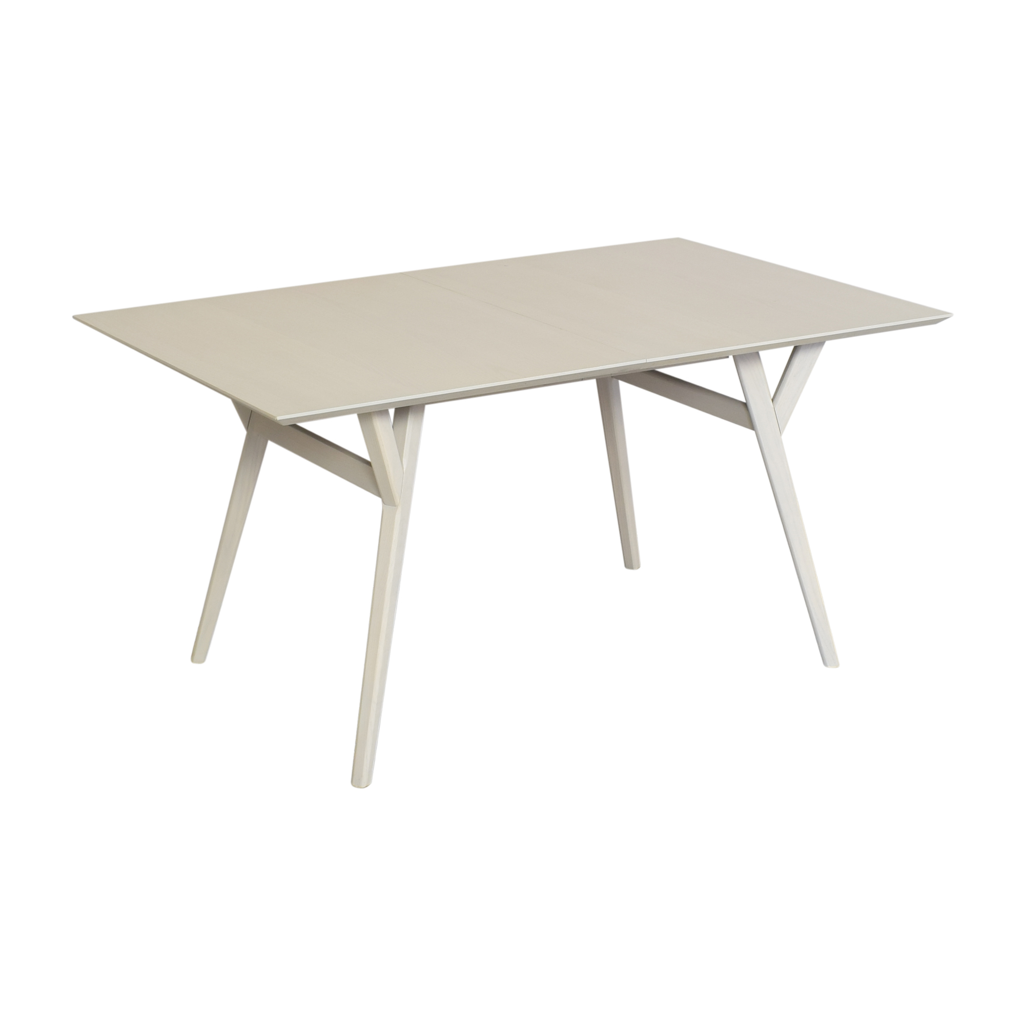 West Elm West Elm Mid Century Expandable Dining Table ma