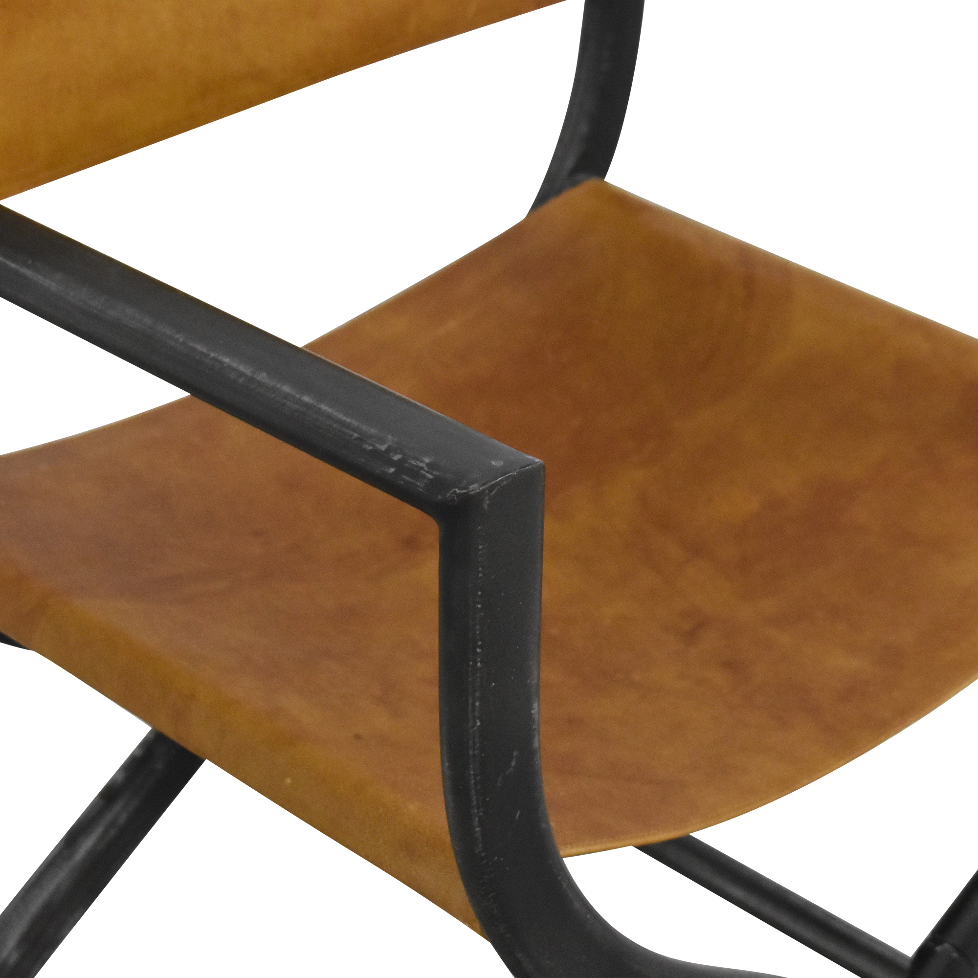 buy Restoration Hardware 1970s French Director's Chair Restoration Hardware Chairs