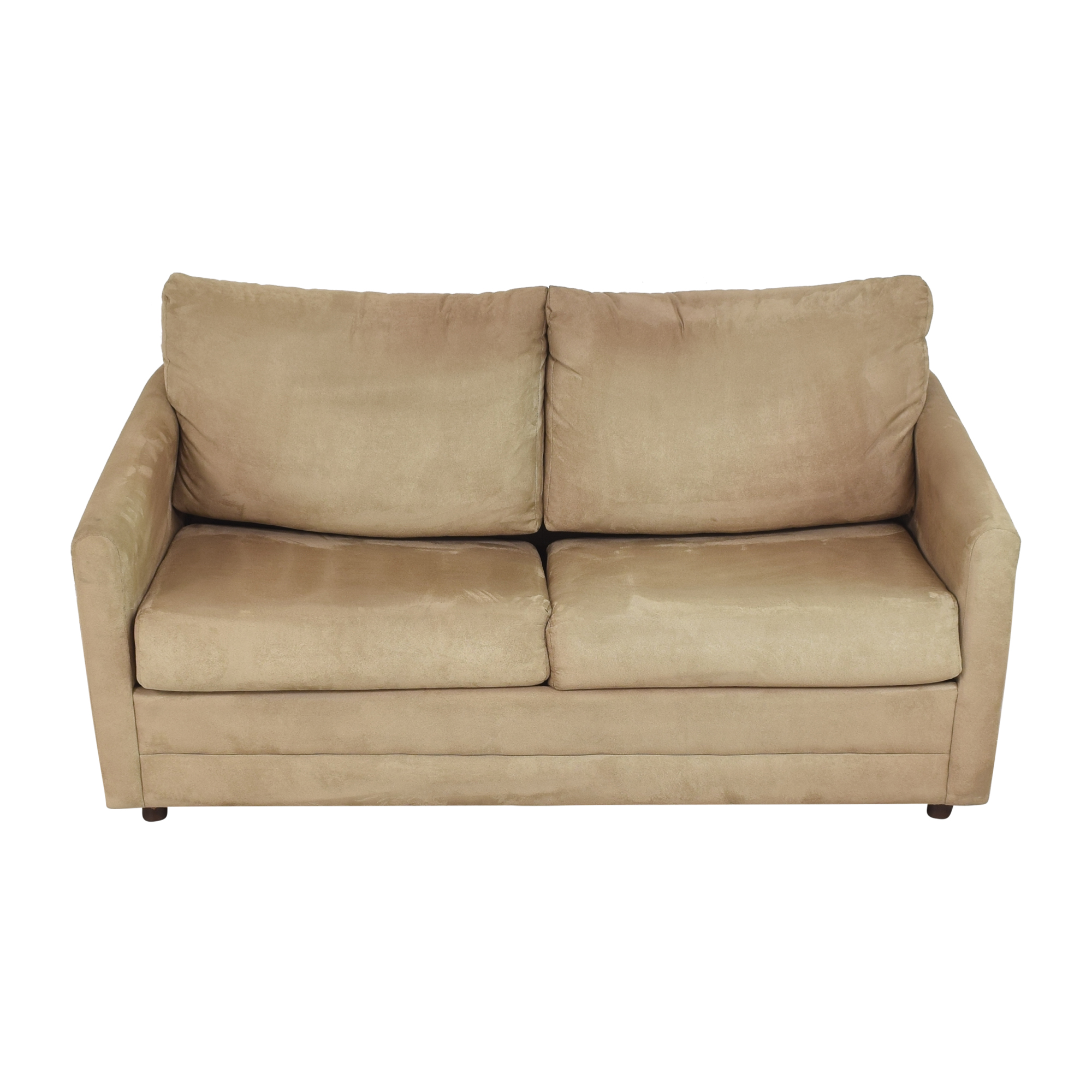 LaCrosse Furniture Lacrosse Furniture Two Cushion Sleeper Loveseat price