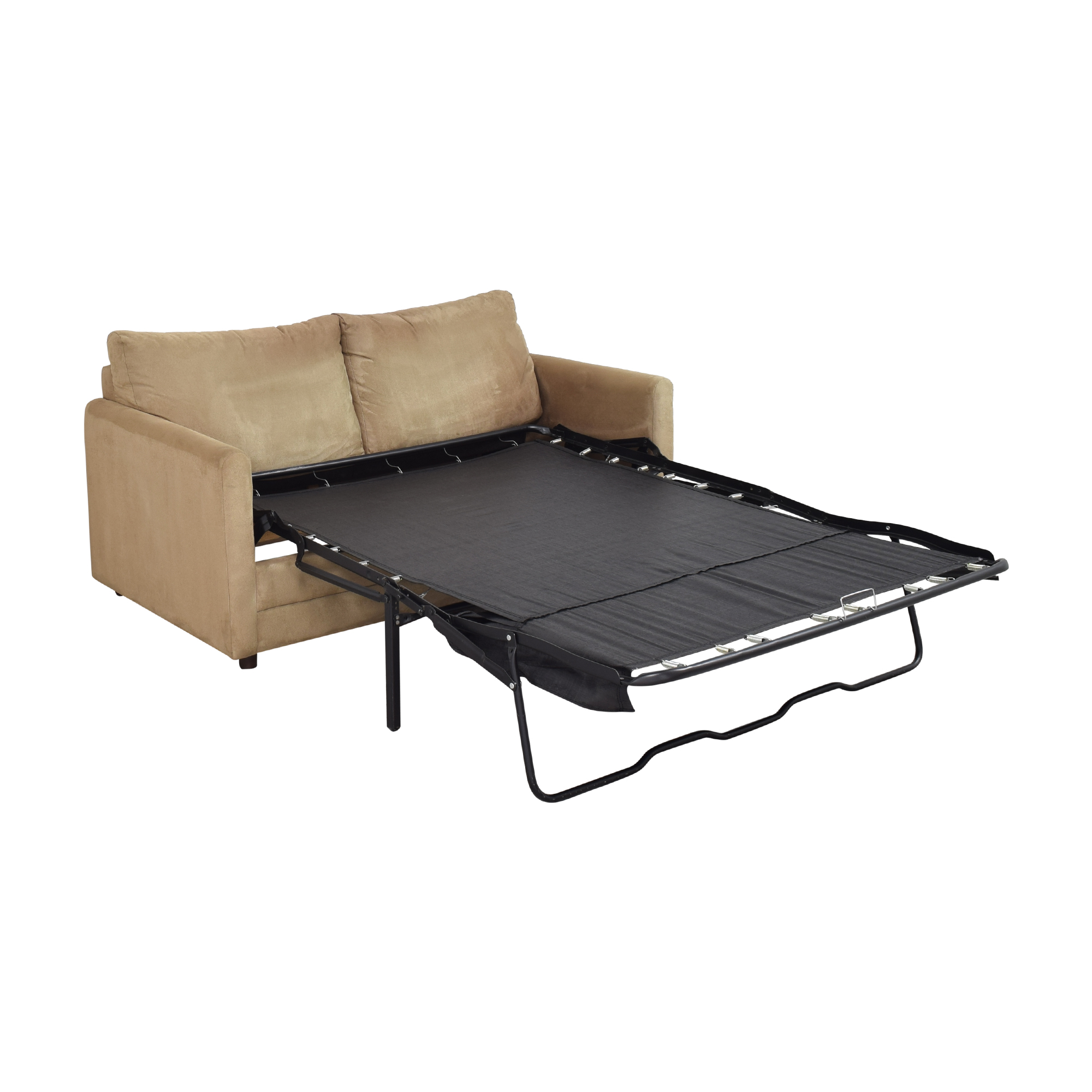 LaCrosse Furniture Lacrosse Furniture Two Cushion Sleeper Loveseat used