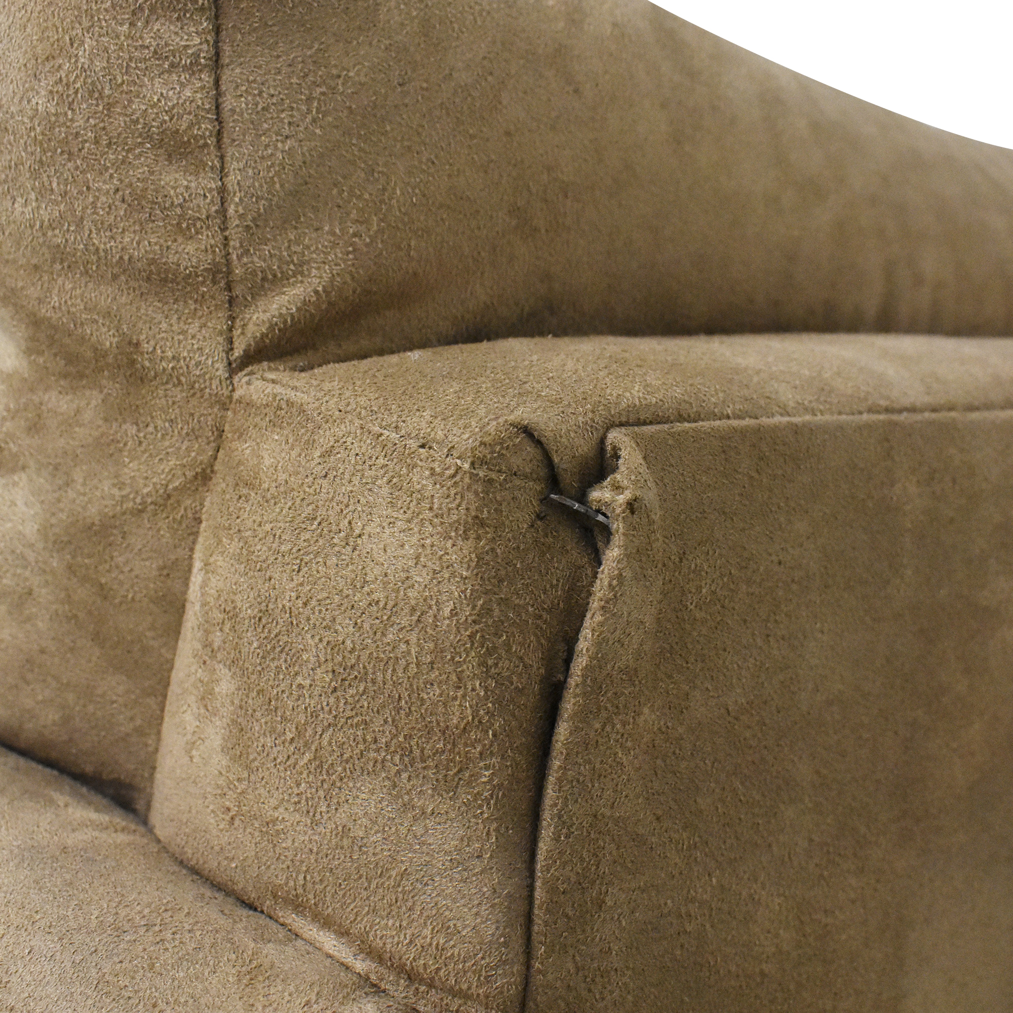 Lacrosse Furniture Two Cushion Sleeper Loveseat / Sofas