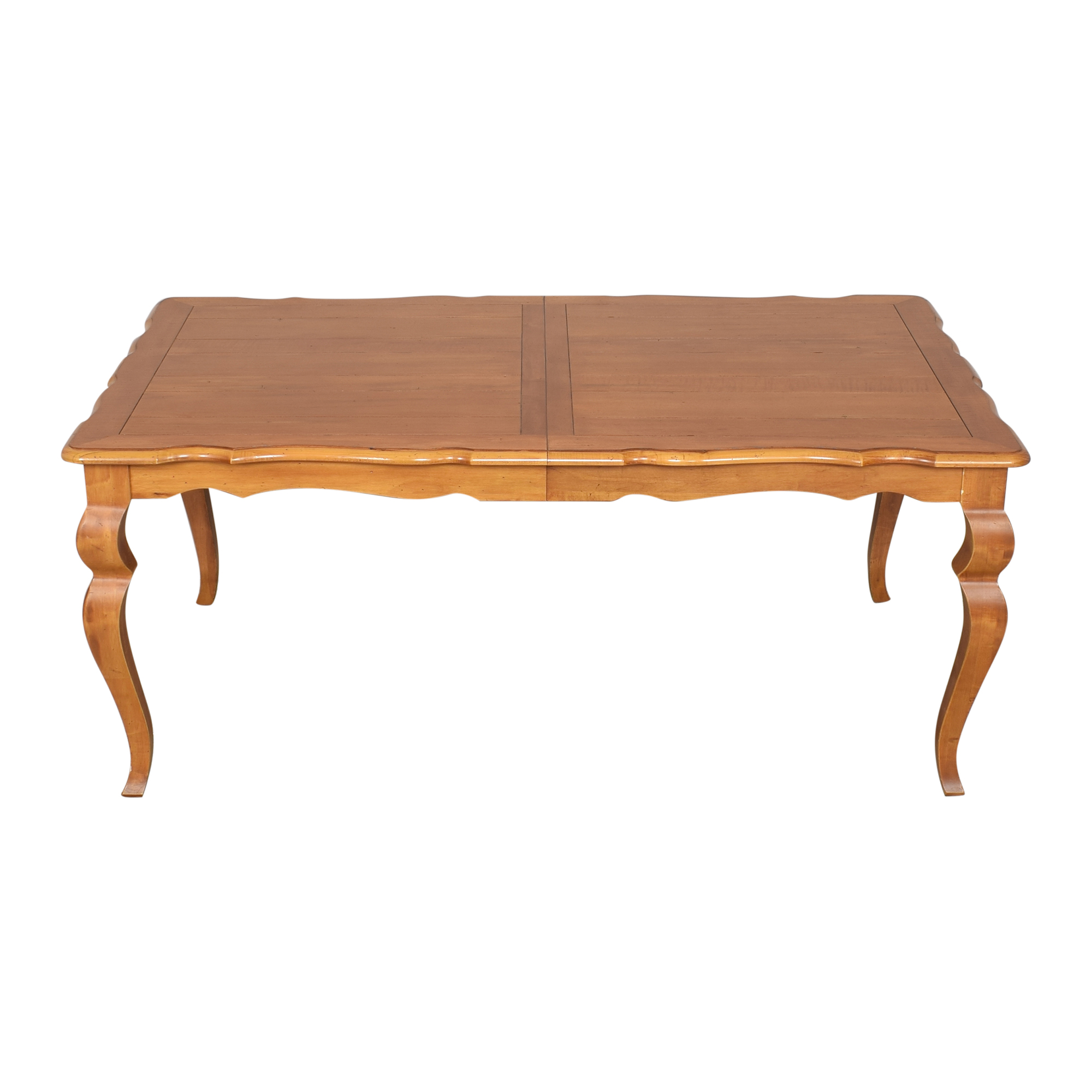Ethan Allen Ethan Allen Legacy Dining Table brown