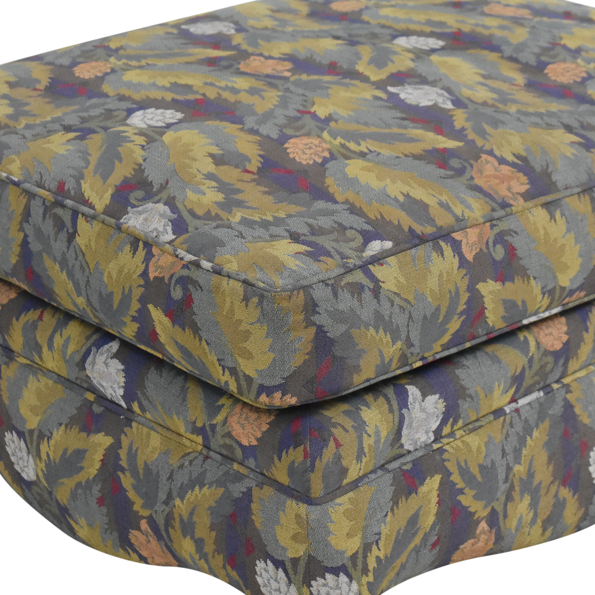 buy Donghia Floral Ottoman Donghia Chairs