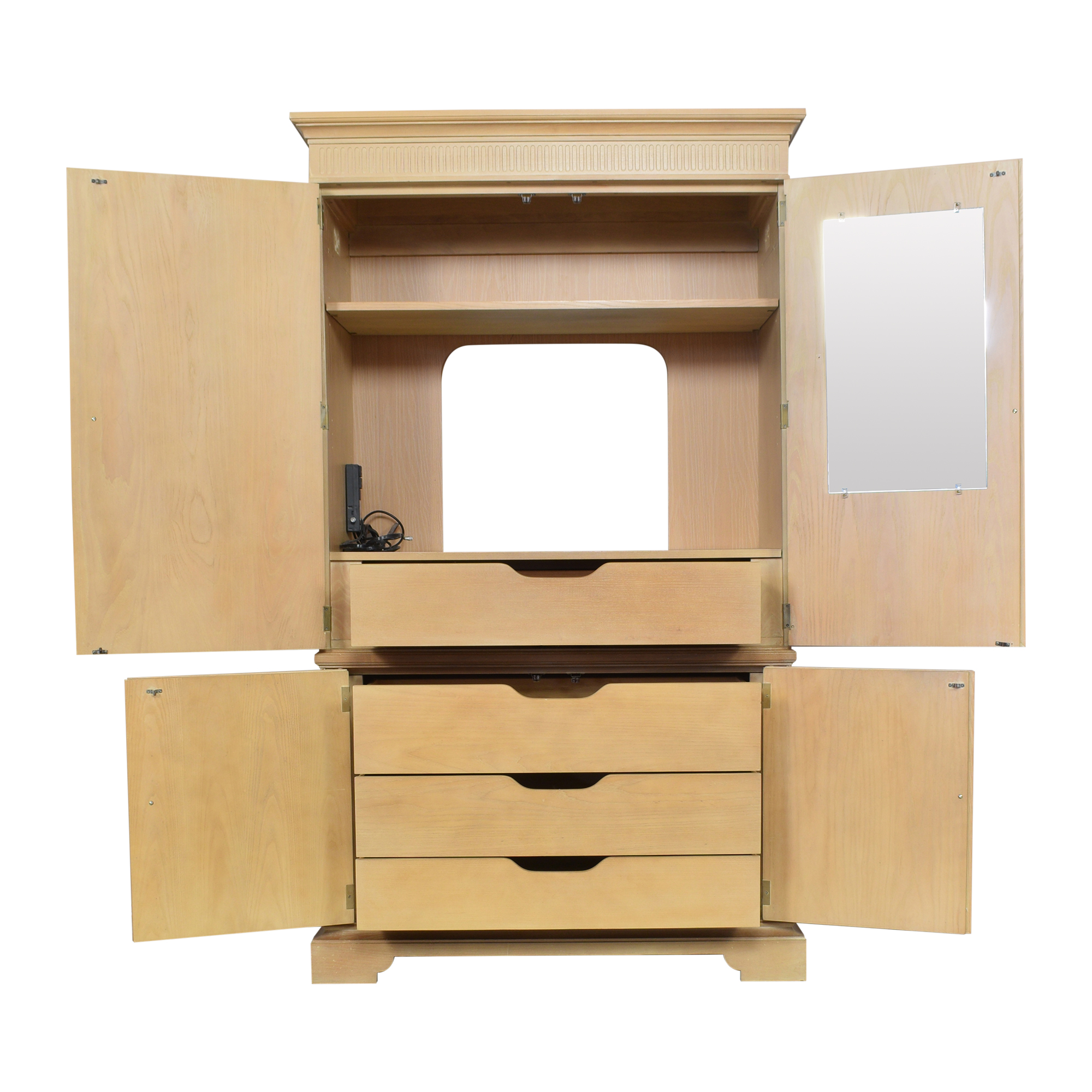 Stanley Furniture Stanley Furniture Media Armoire Storage