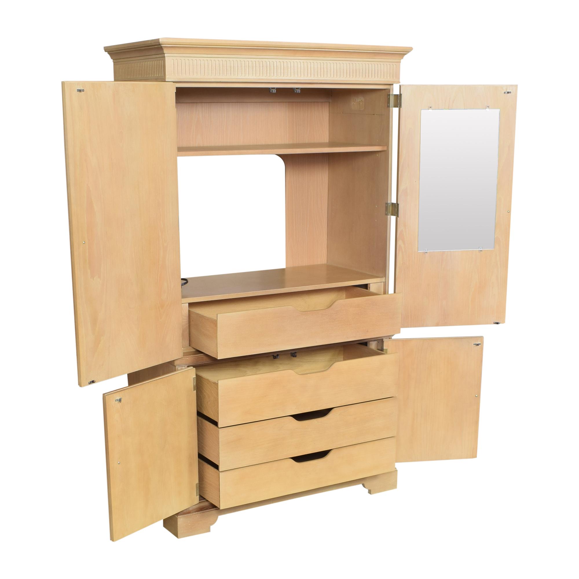 buy Stanley Furniture Media Armoire Stanley Furniture