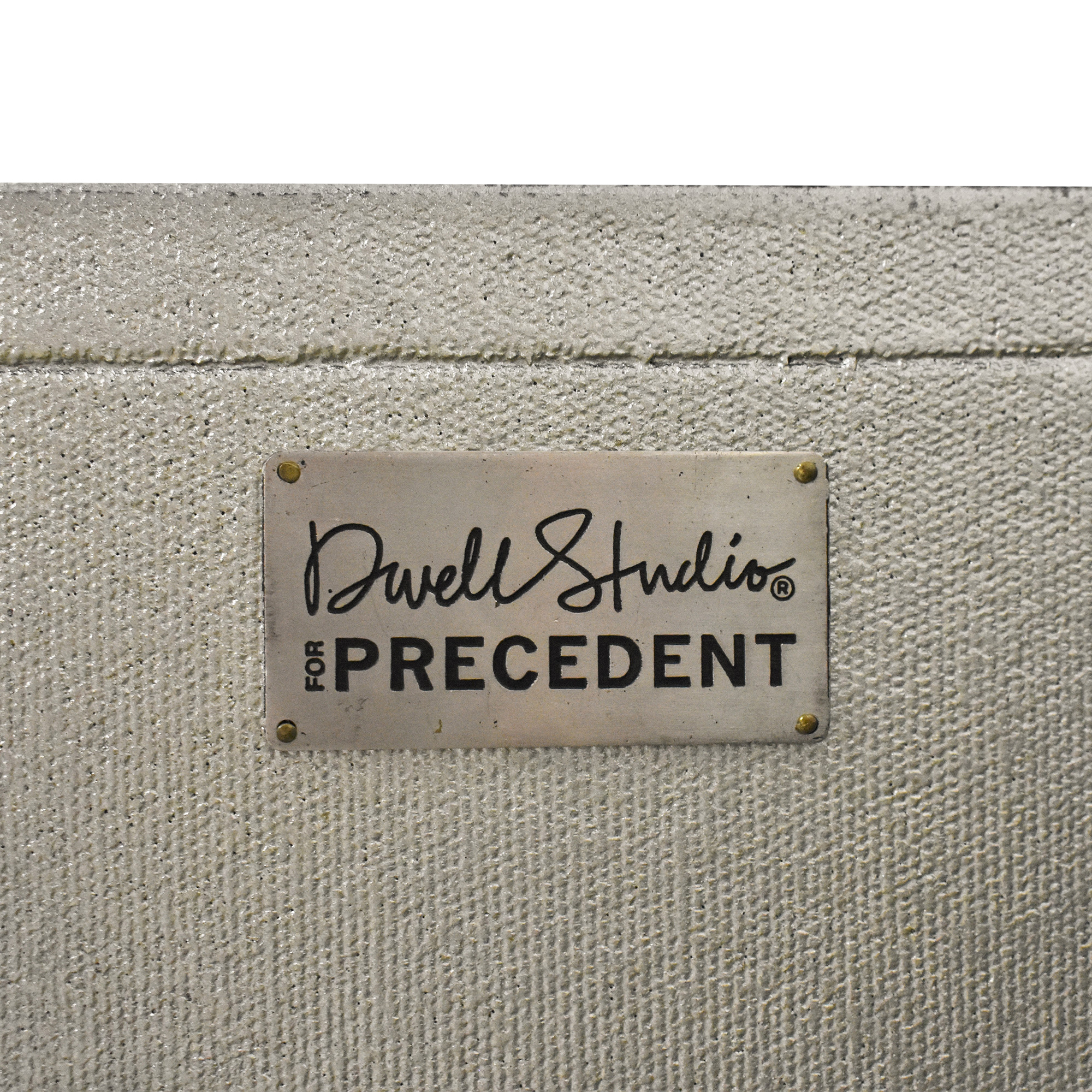 Precedent Furniture DwellStudio for Precedent Franklin Media Cabinet second hand