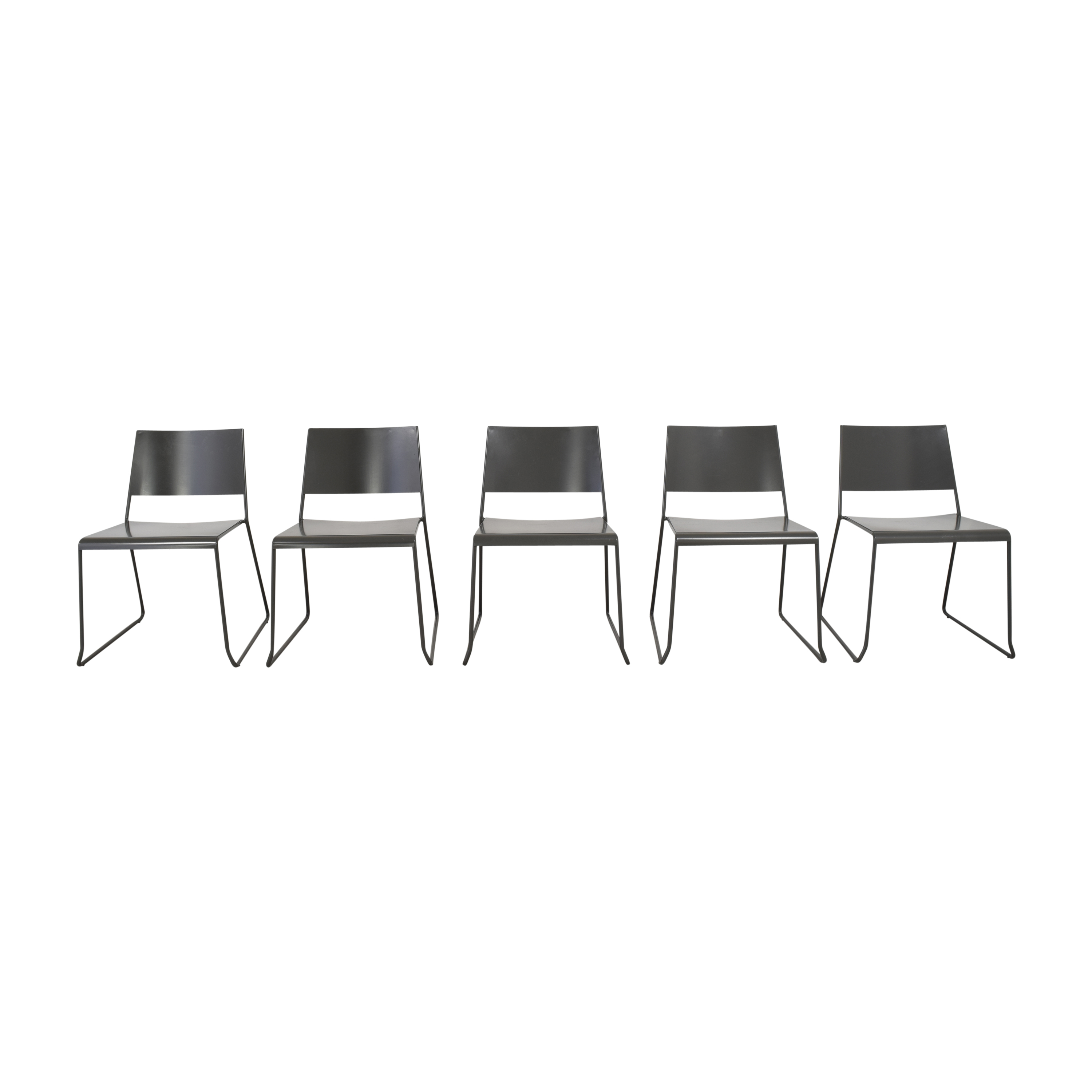 shop CB2 Modern Dining Side Chairs CB2 Chairs