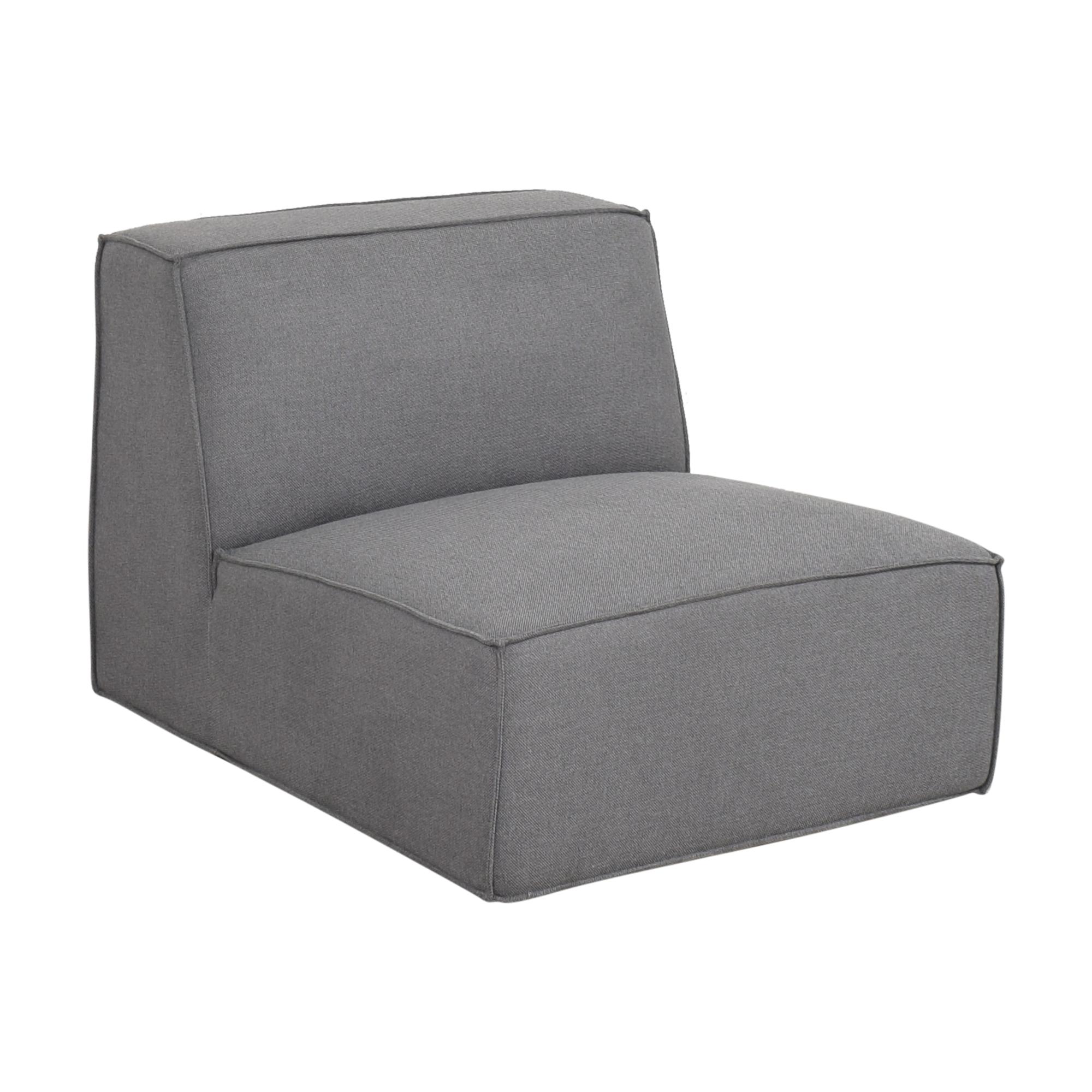 Rove Concepts Rove Concepts Porter Armless Grande Chair discount