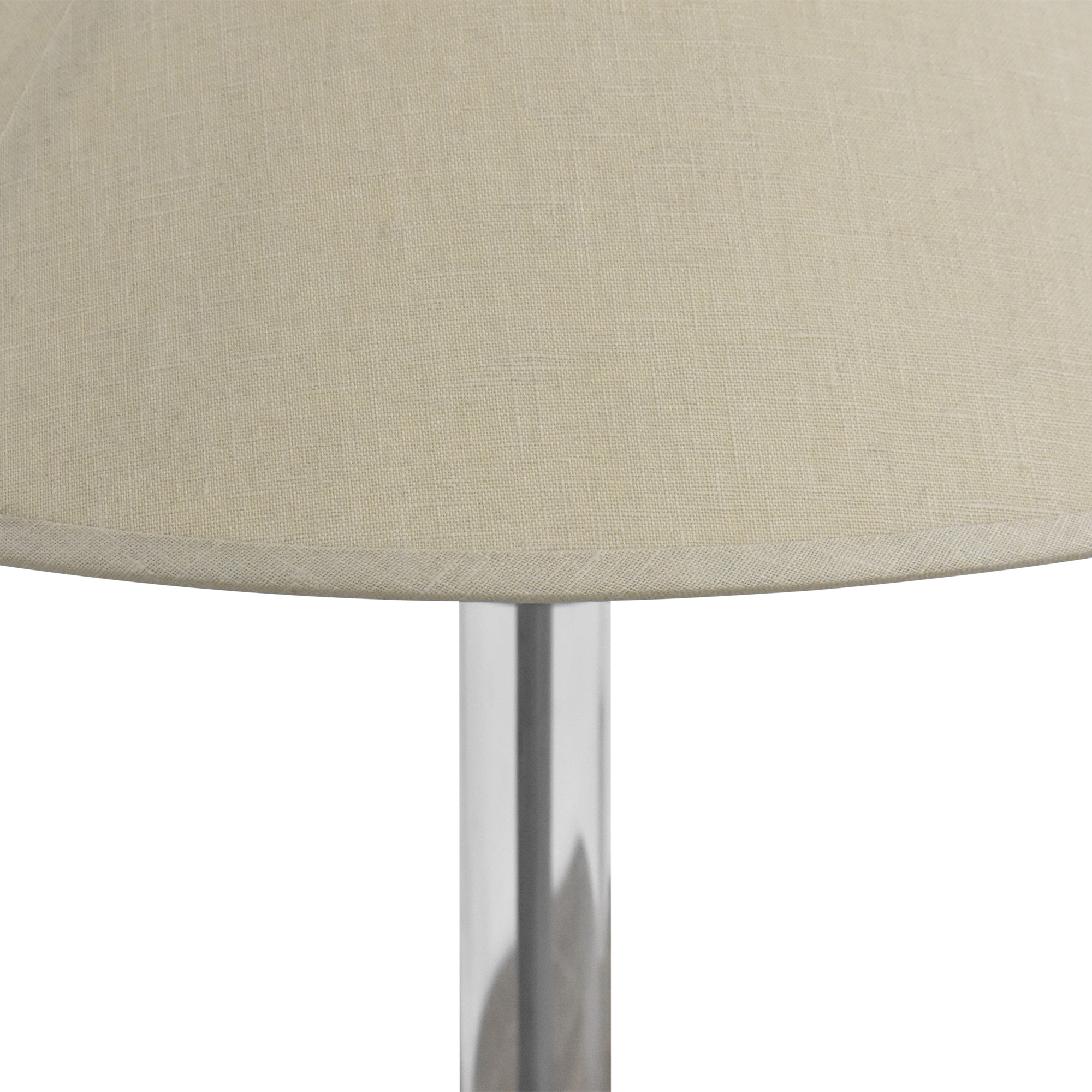 Restoration Hardware Restoration Hardware Column Table Lamp