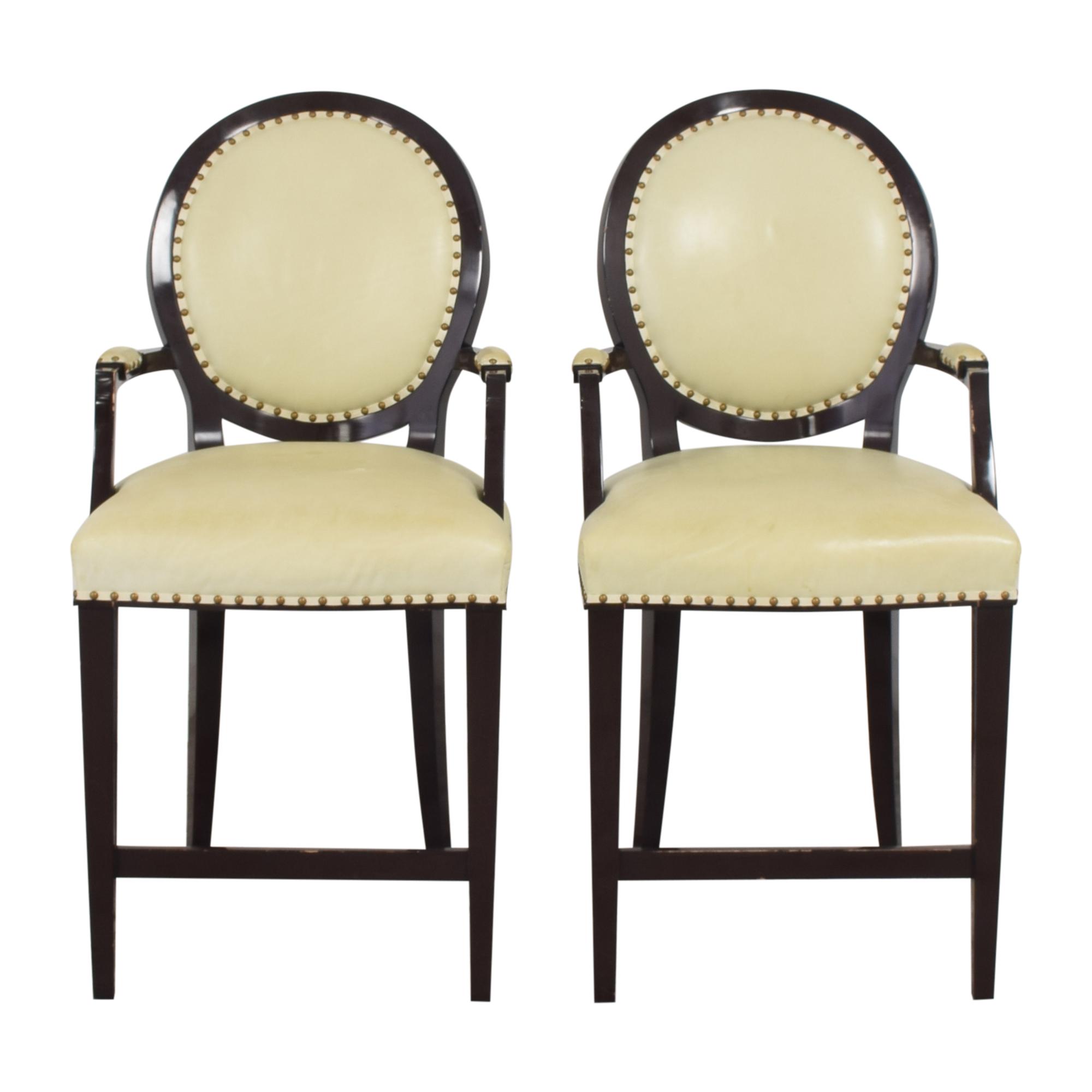 buy Nancy Corzine Louis XVI Arm Chairs Nancy Corzine