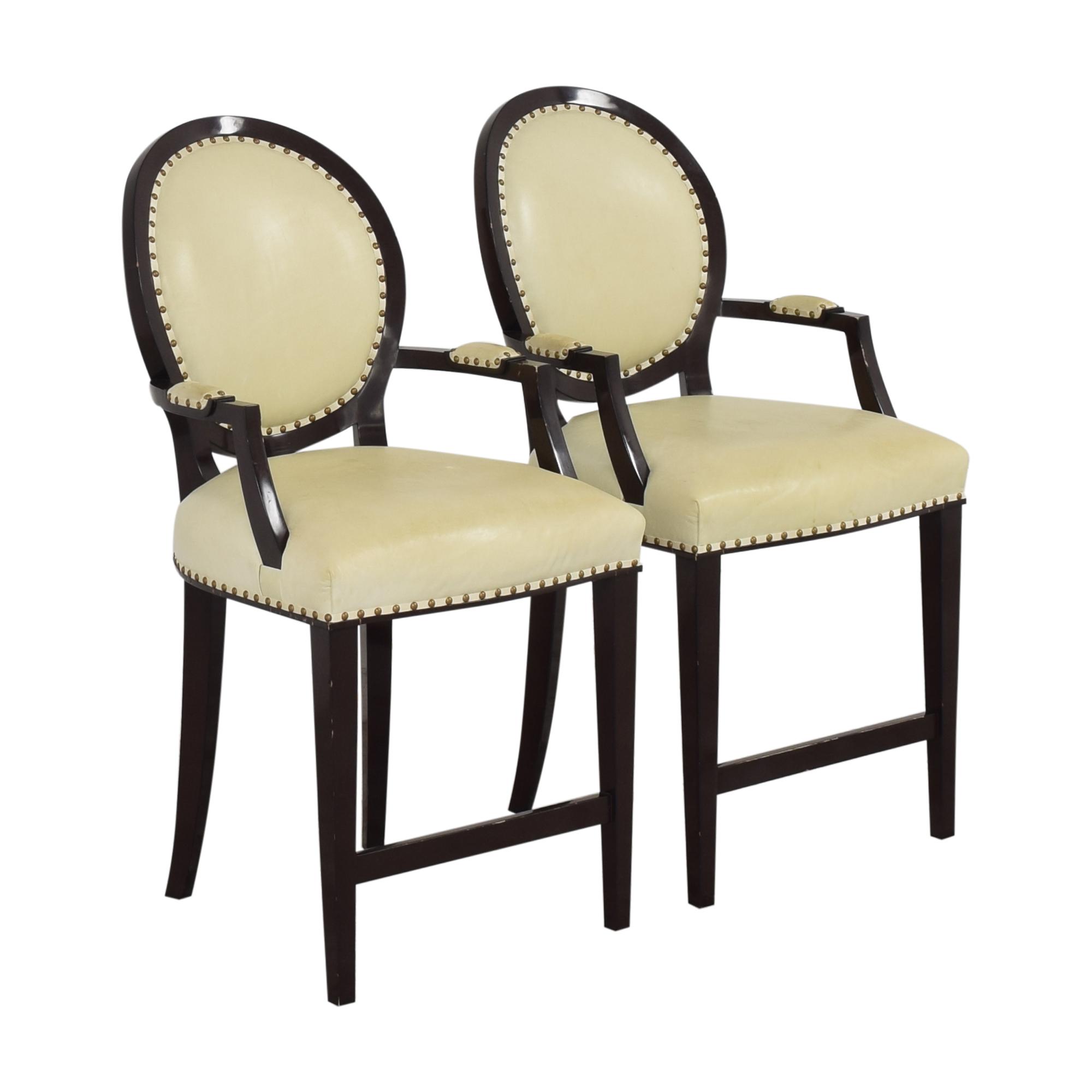 Nancy Corzine Louis XVI Arm Chairs / Chairs