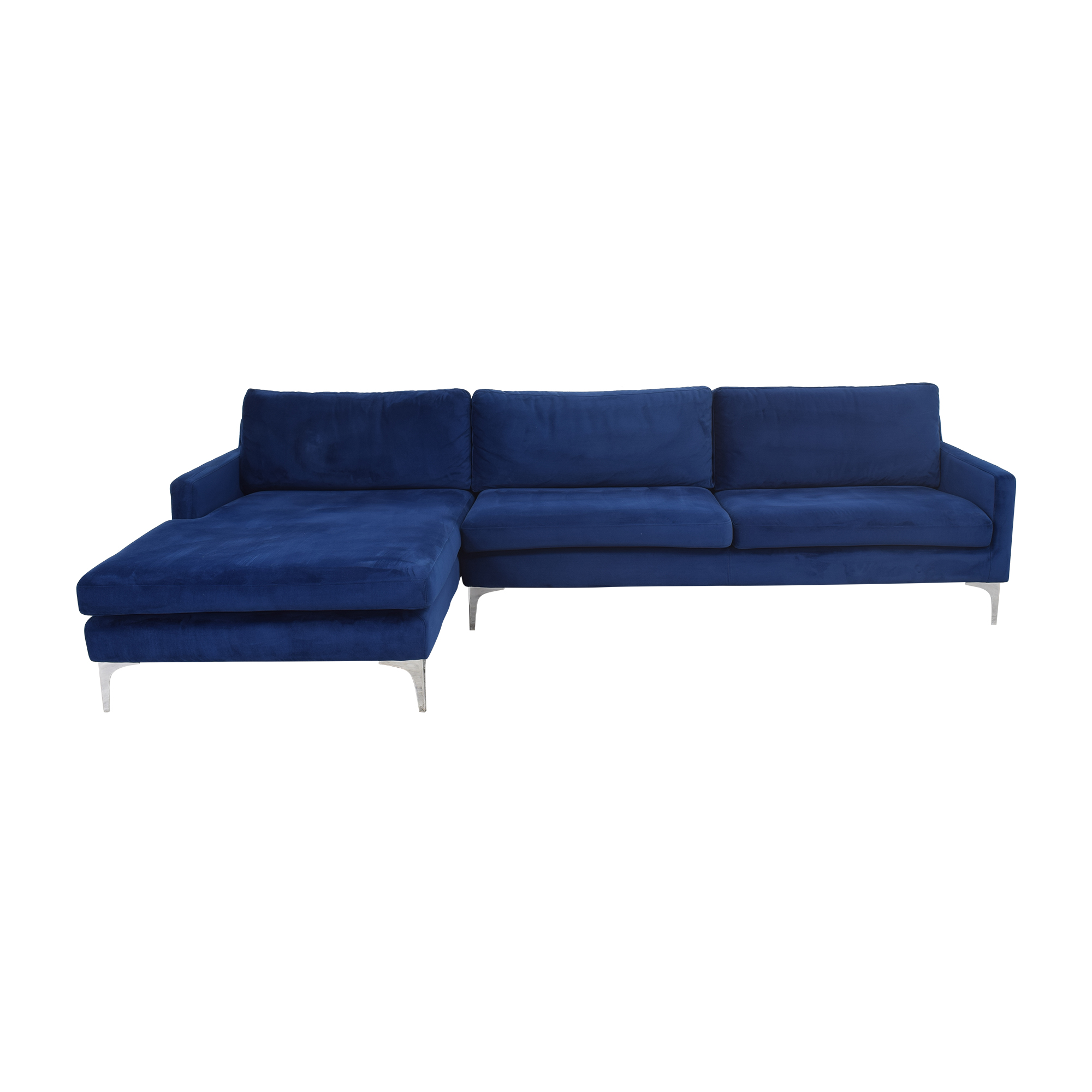 AllModern AllModern Bridgeton Sectional Sofa price