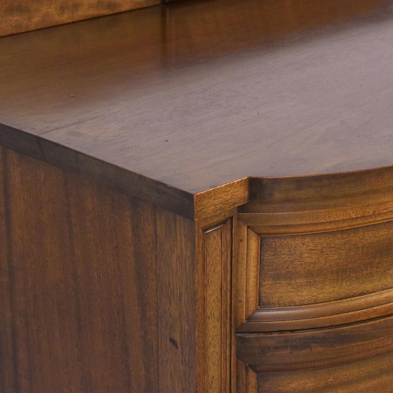 Vintage Four Drawer Sideboard nyc