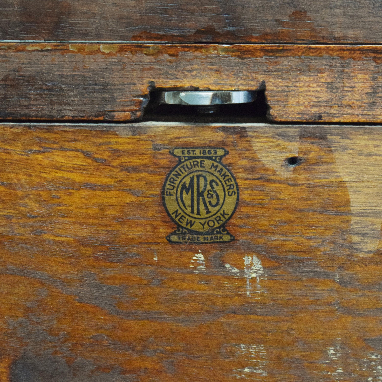 shop Vintage Four Drawer Sideboard
