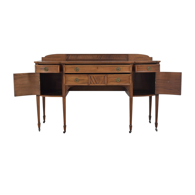 buy Vintage Four Drawer Sideboard