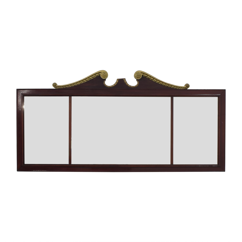 Vintage-Style Wall Mirror / Decor