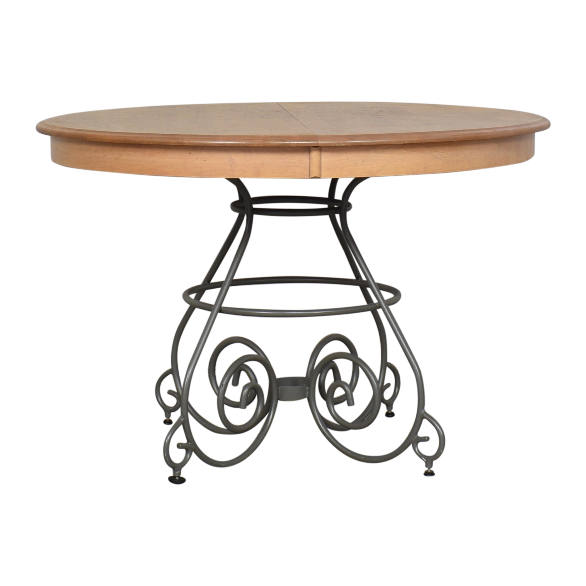 Canadel Extendable Round Dining Table sale