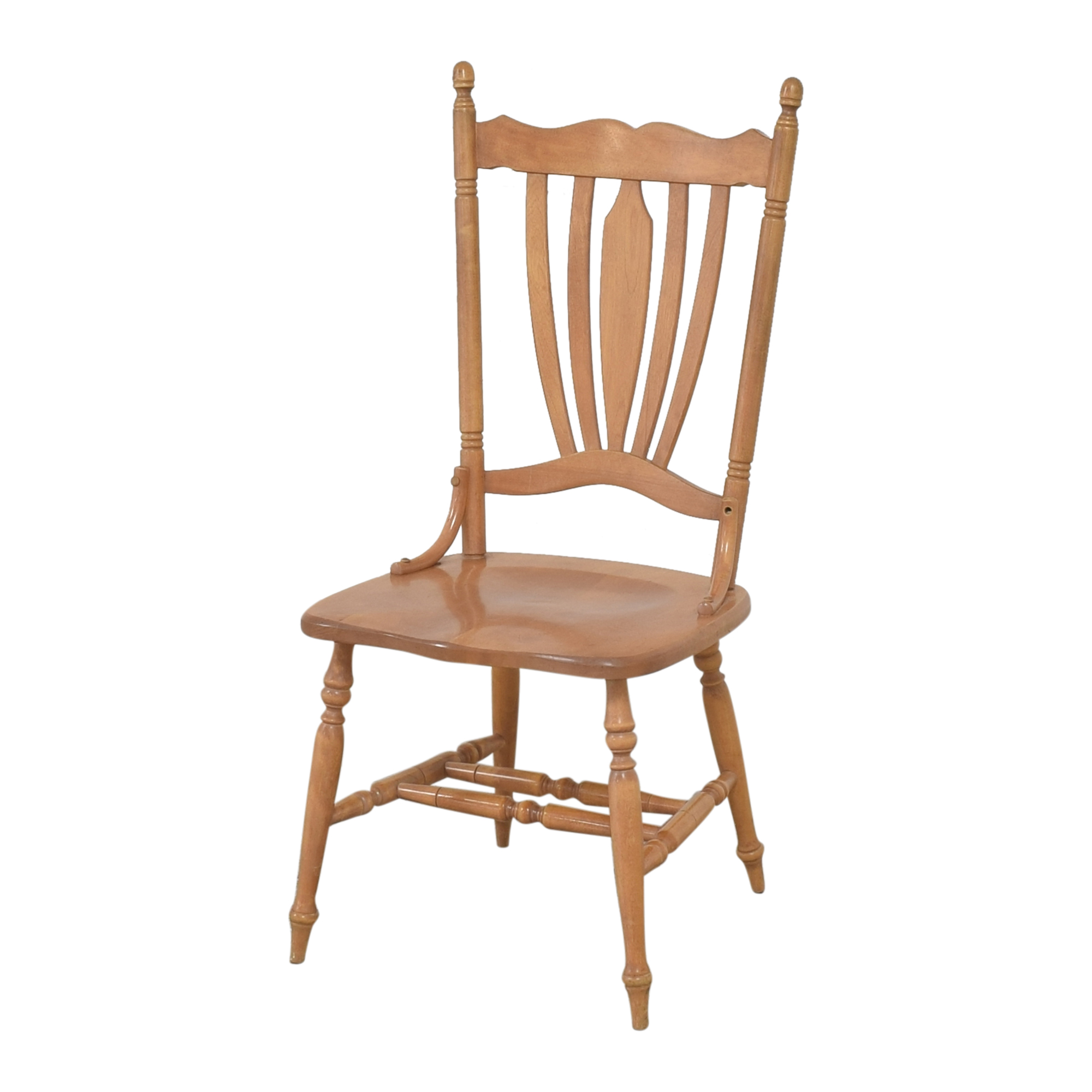 shop Canadel Rustic Dining Chairs Canadel Chairs
