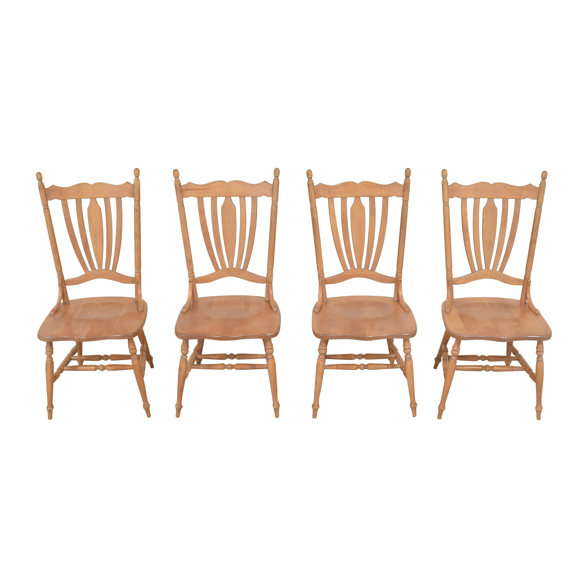 Canadel Canadel Rustic Dining Chairs Chairs