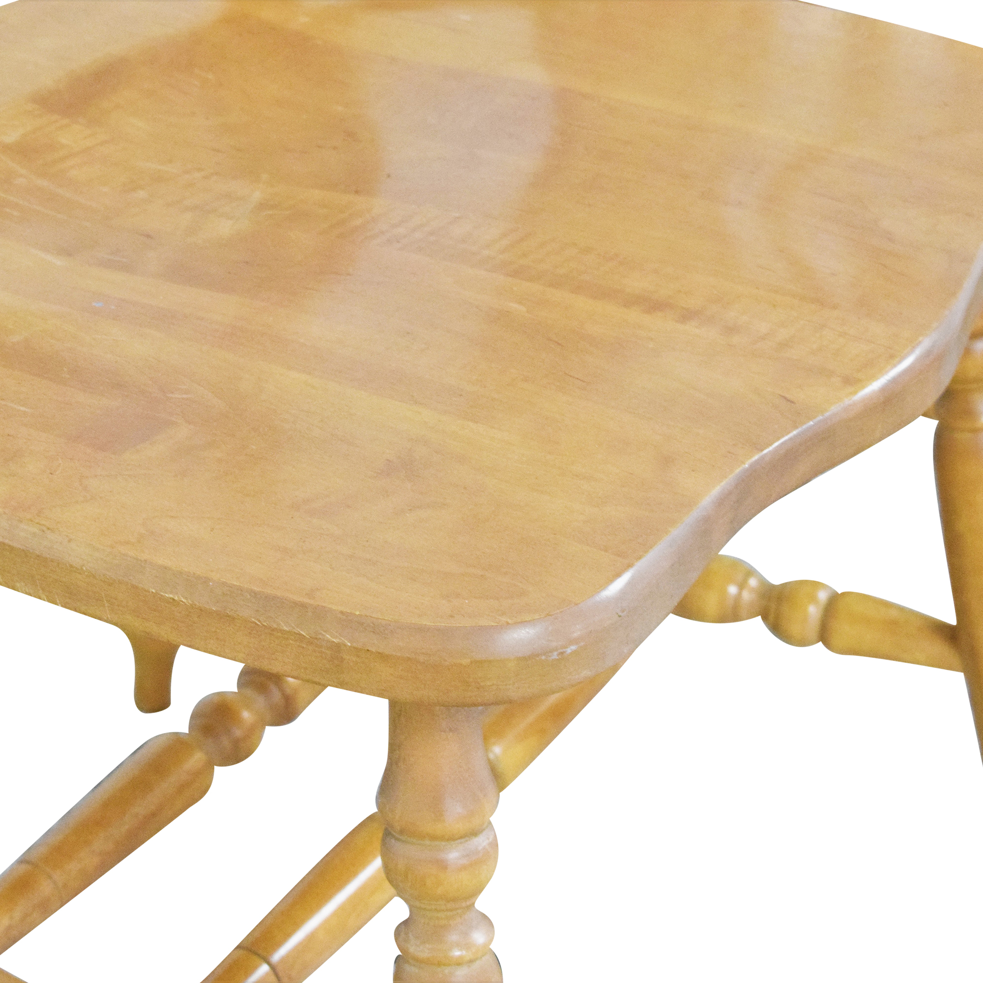 Canadel Rustic Dining Chairs / Chairs