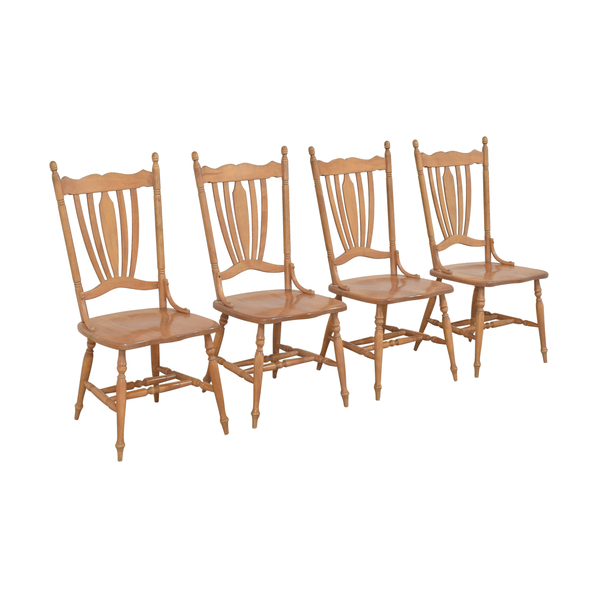 Canadel Canadel Rustic Dining Chairs discount