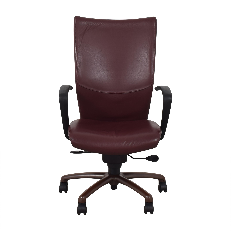 shop Harter High Back Office Chair Harter Chairs