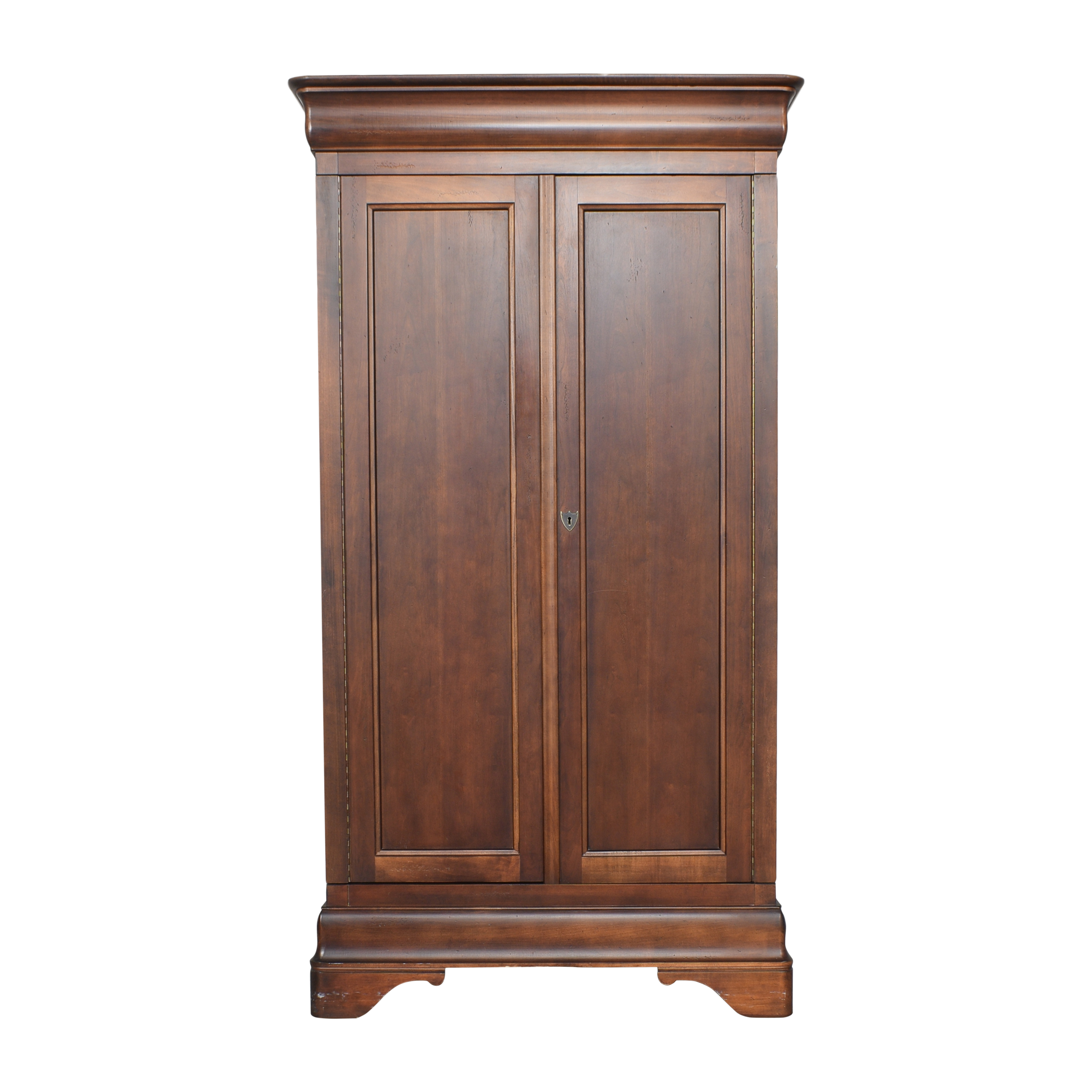 buy Mount Airy Mount Airy Louis Philippe-Style Armoire online