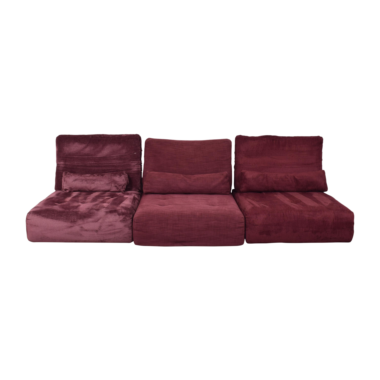 Roche Bobois Roche Bobois Voyage Immobile Sectional Sofa on sale