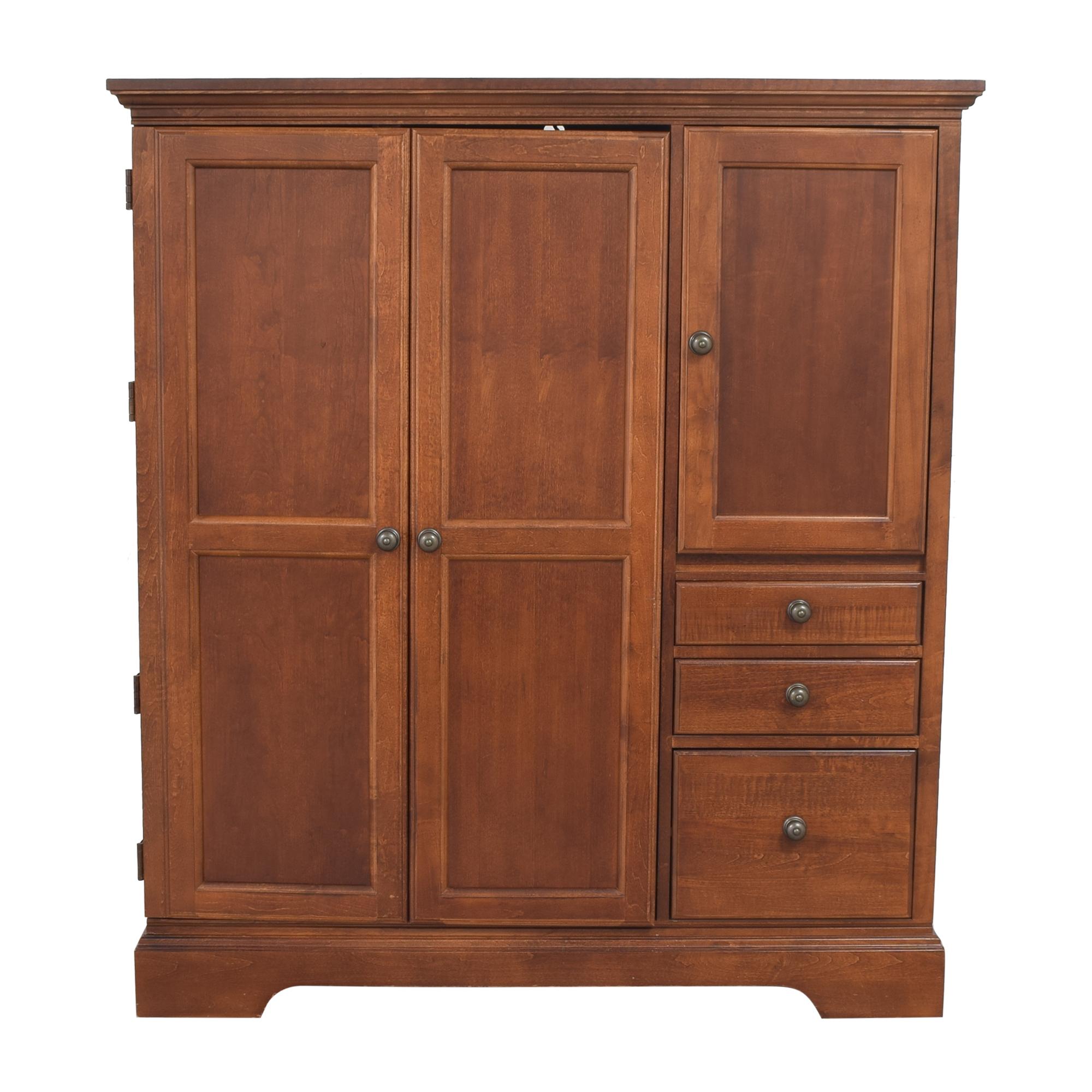 Hooker Furniture Hooker Furniture Computer Cabinet nj