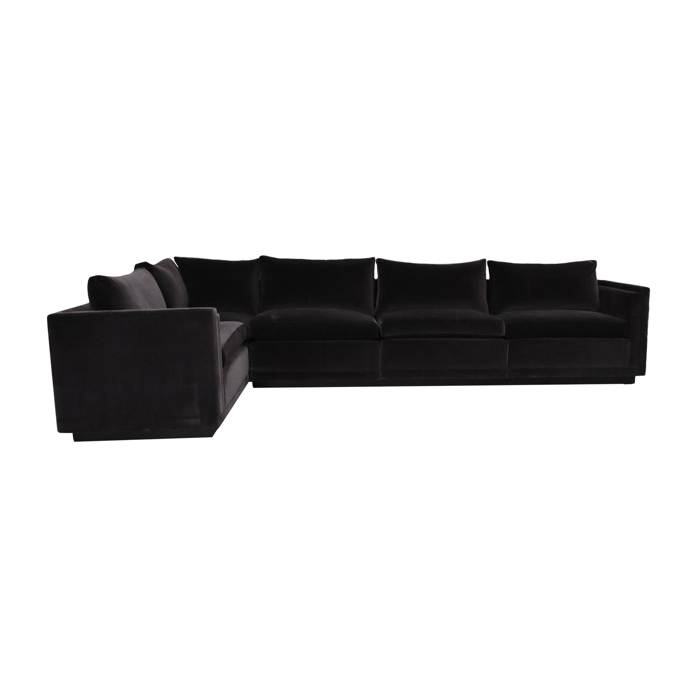 buy Custom Corner Sectional Sofa  Sofas