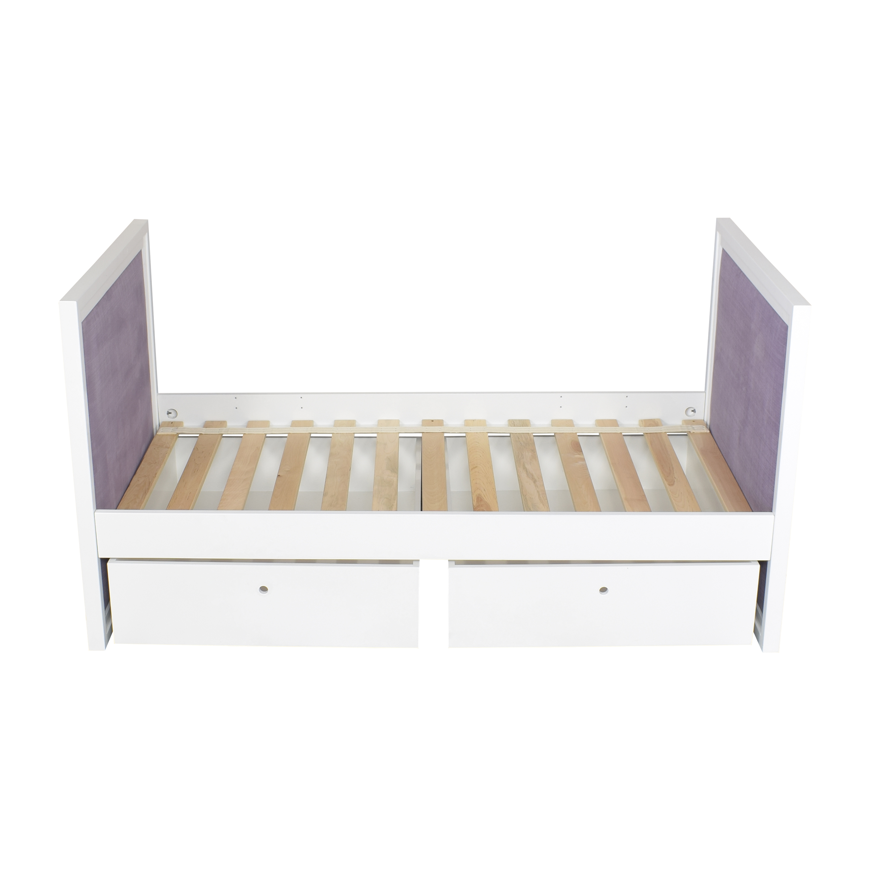 shop ducduc Cabana Upholstered Twin Daybed with Storage ducduc Beds