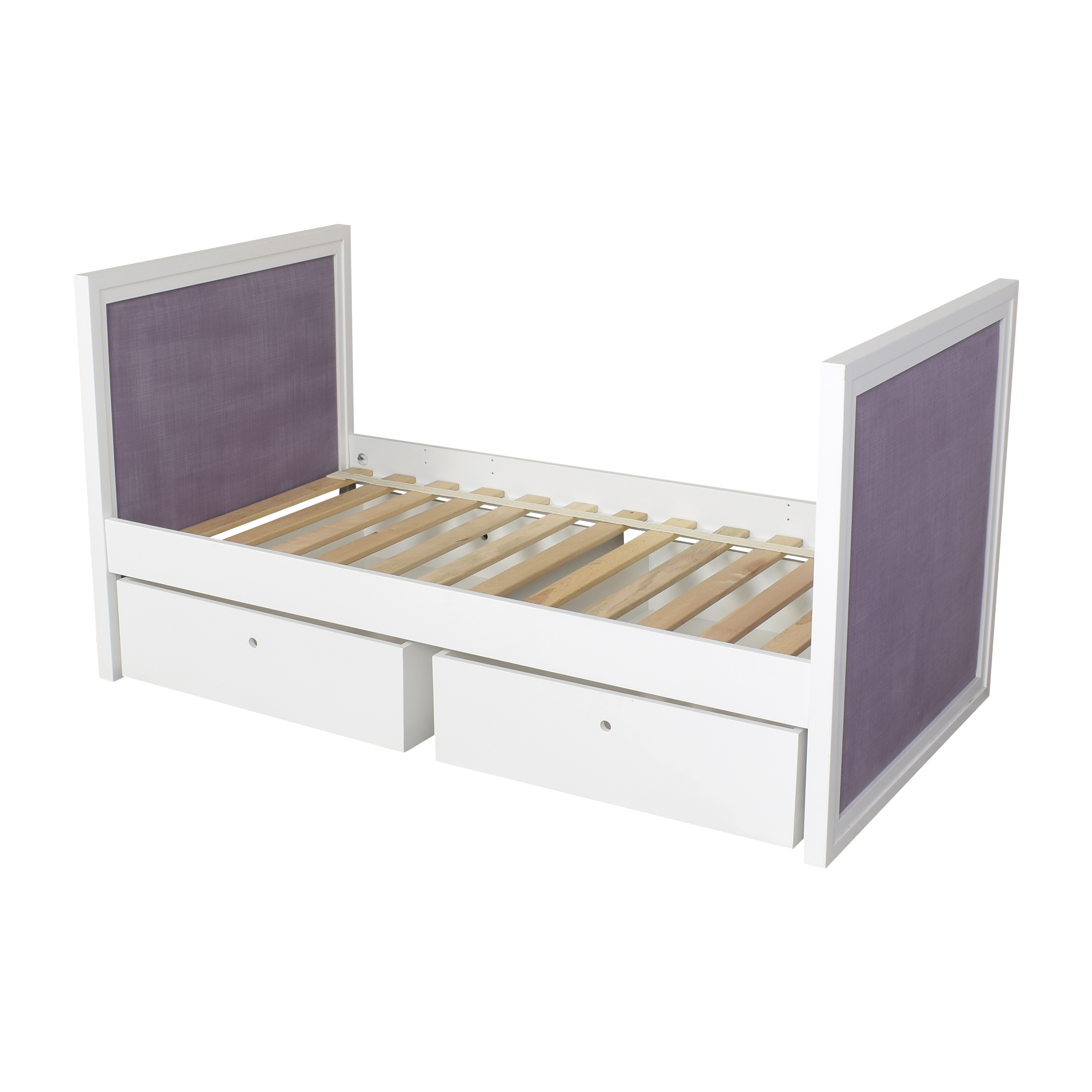ducduc ducduc Cabana Upholstered Twin Daybed with Storage price