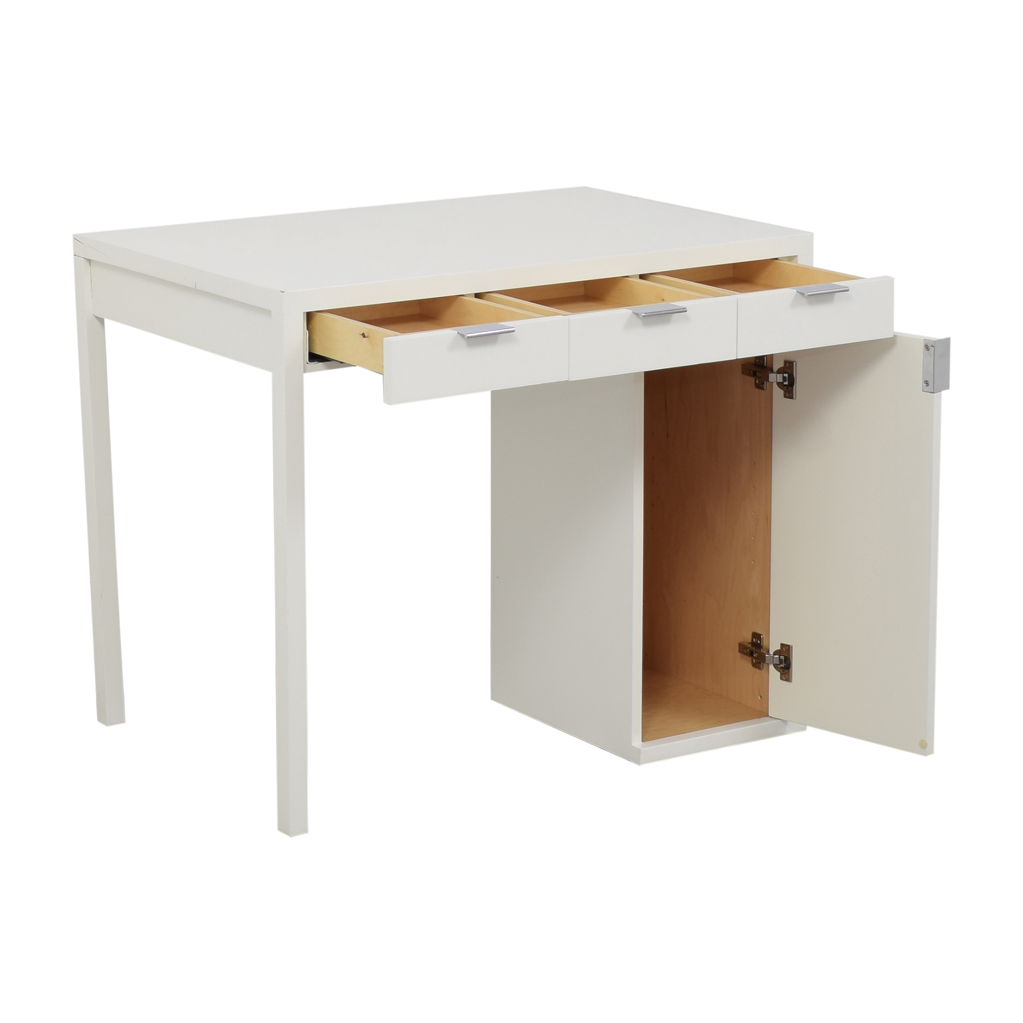 Custom Desk with Storage / Home Office Desks
