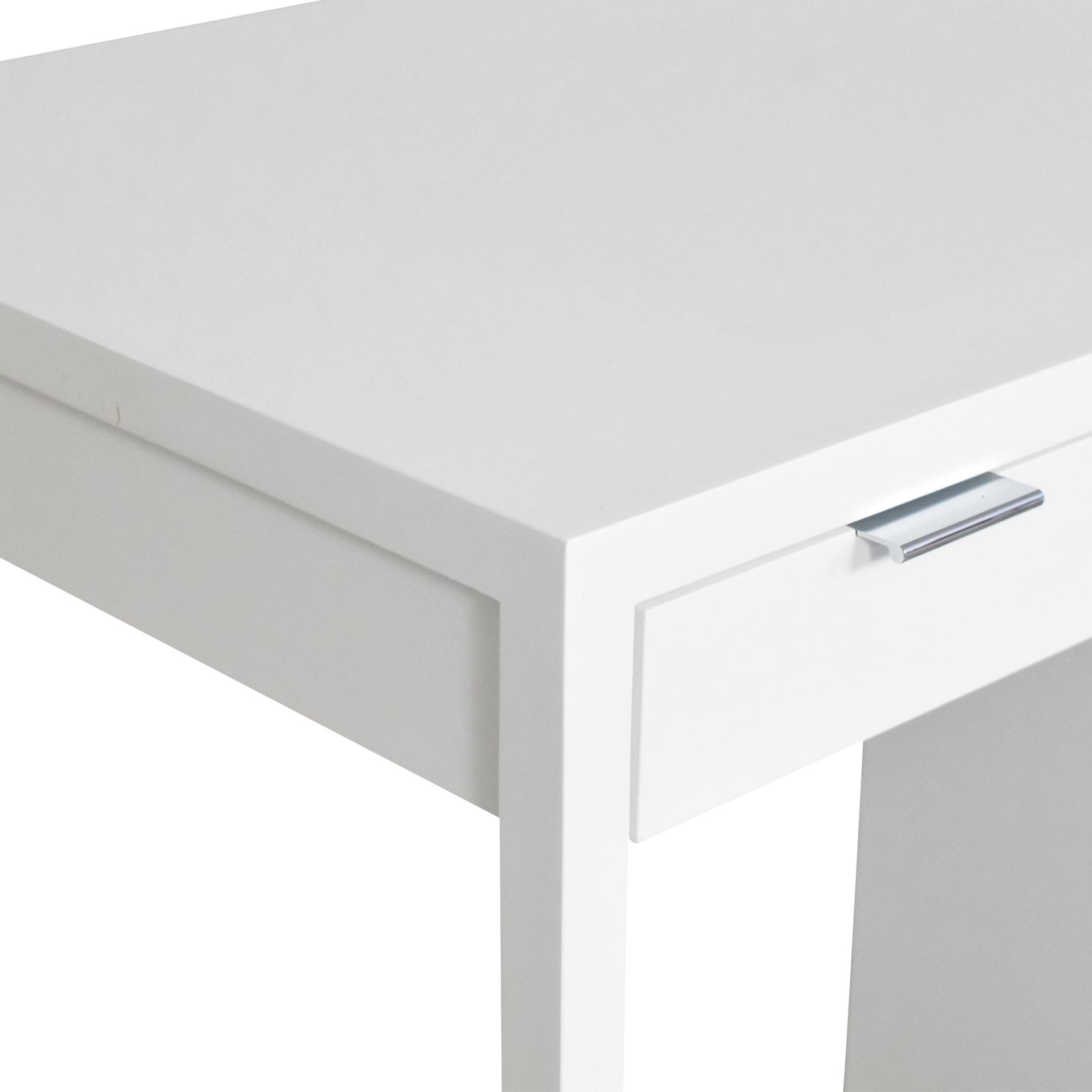 Custom Desk with Storage nj