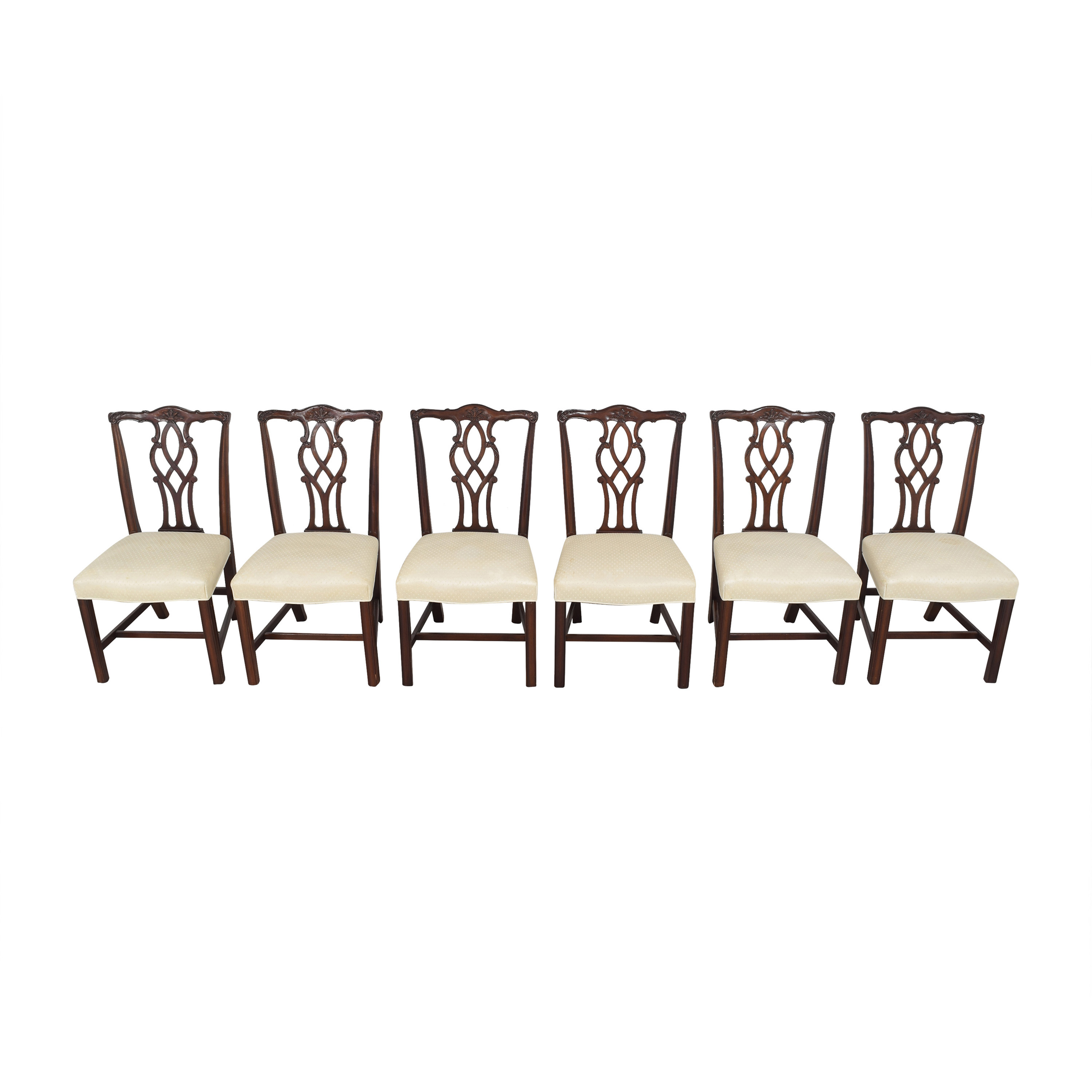 buy Kindel Chippendale Dining Side Chairs Kindel Chairs