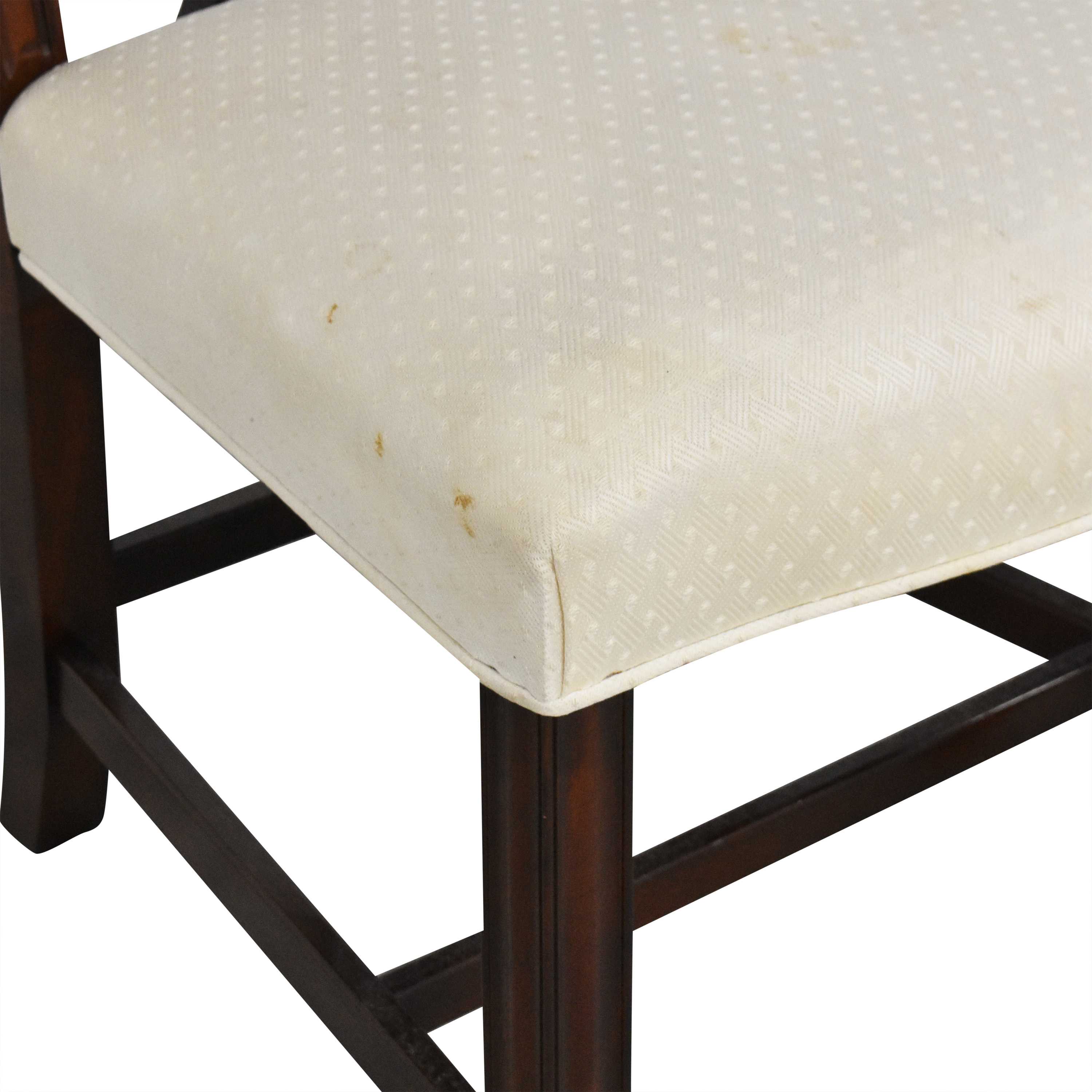 Kindel Kindel Chippendale Dining Side Chairs dimensions