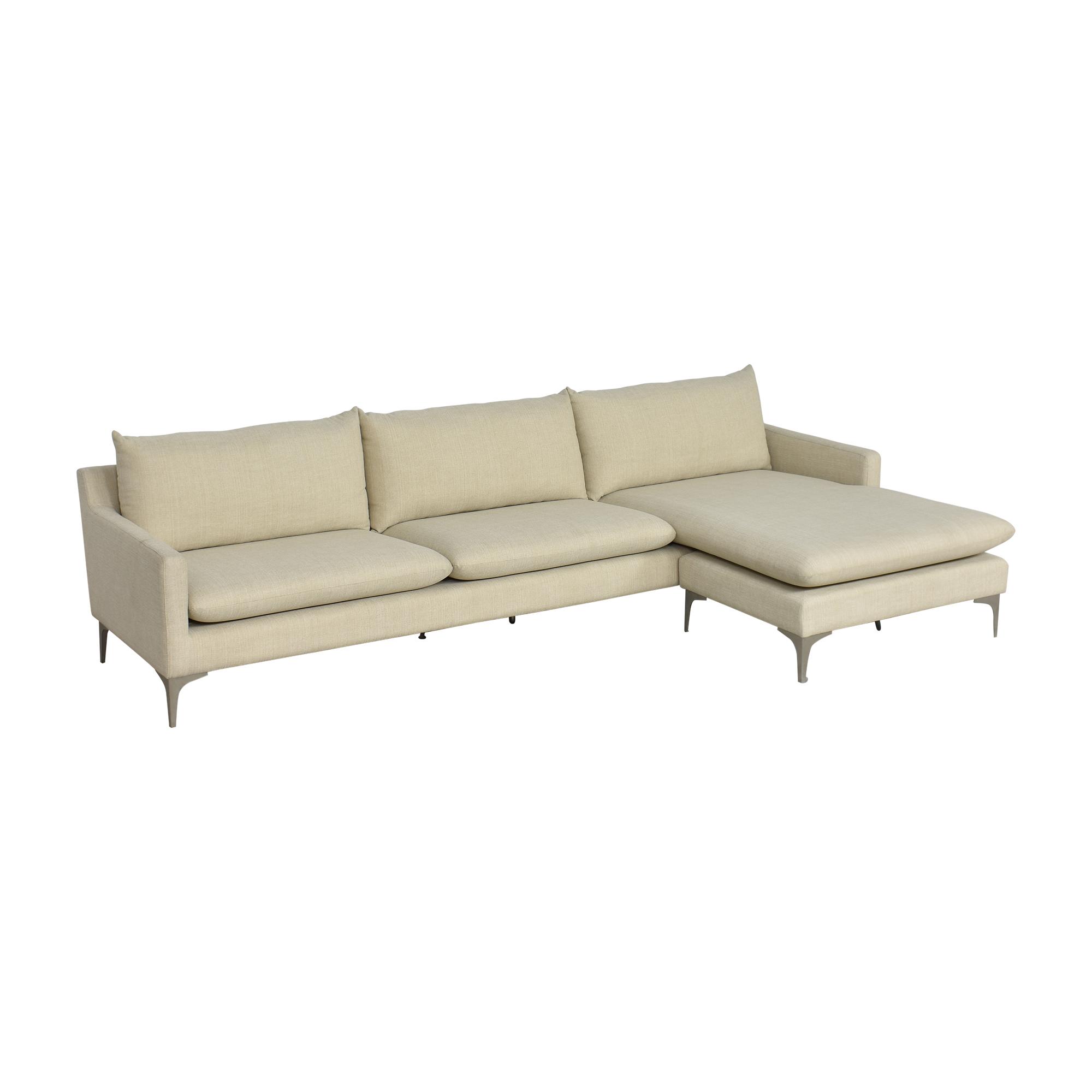 shop Nuevo Anders Sectional Sofa Nuevo Sectionals