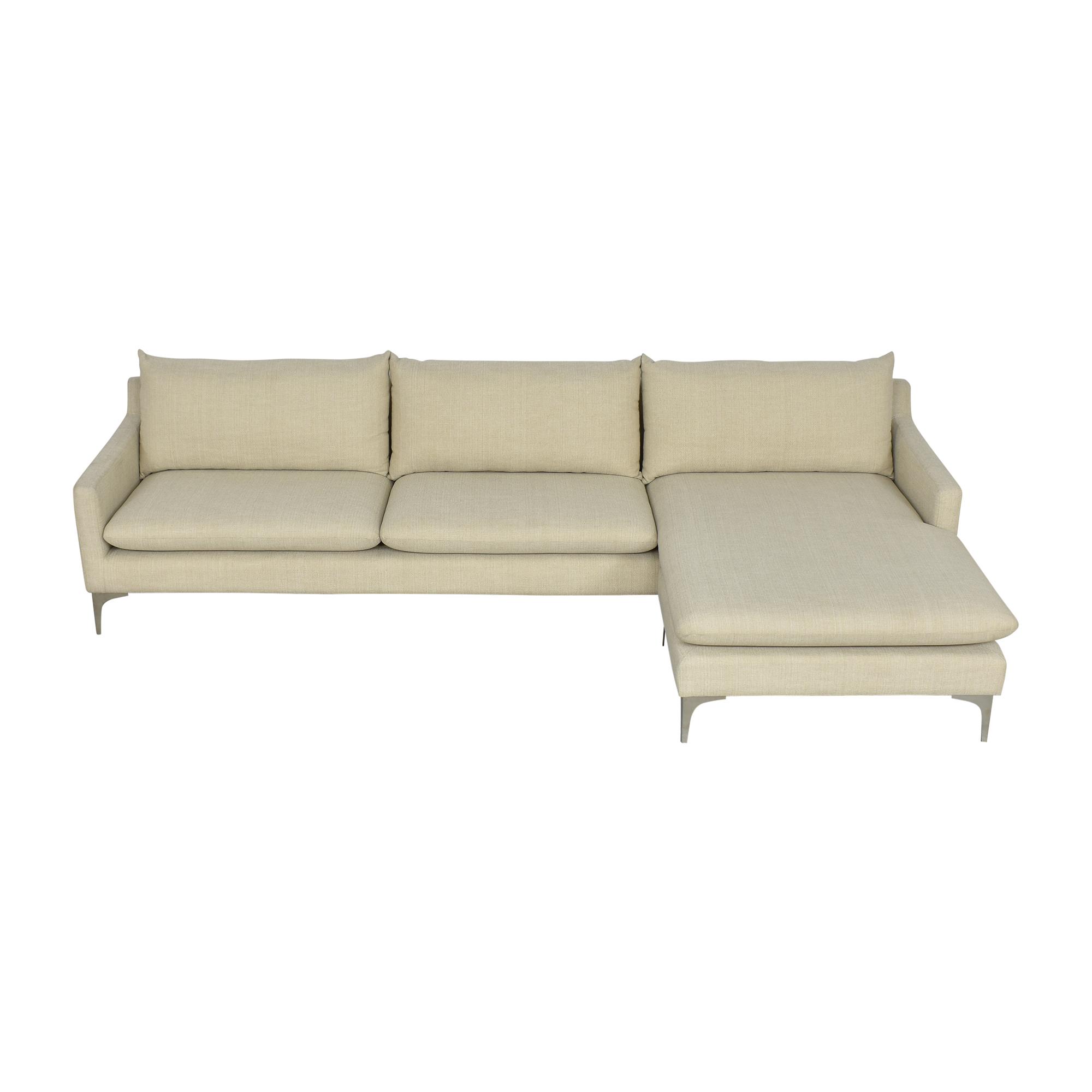 Nuevo Nuevo Anders Sectional Sofa on sale