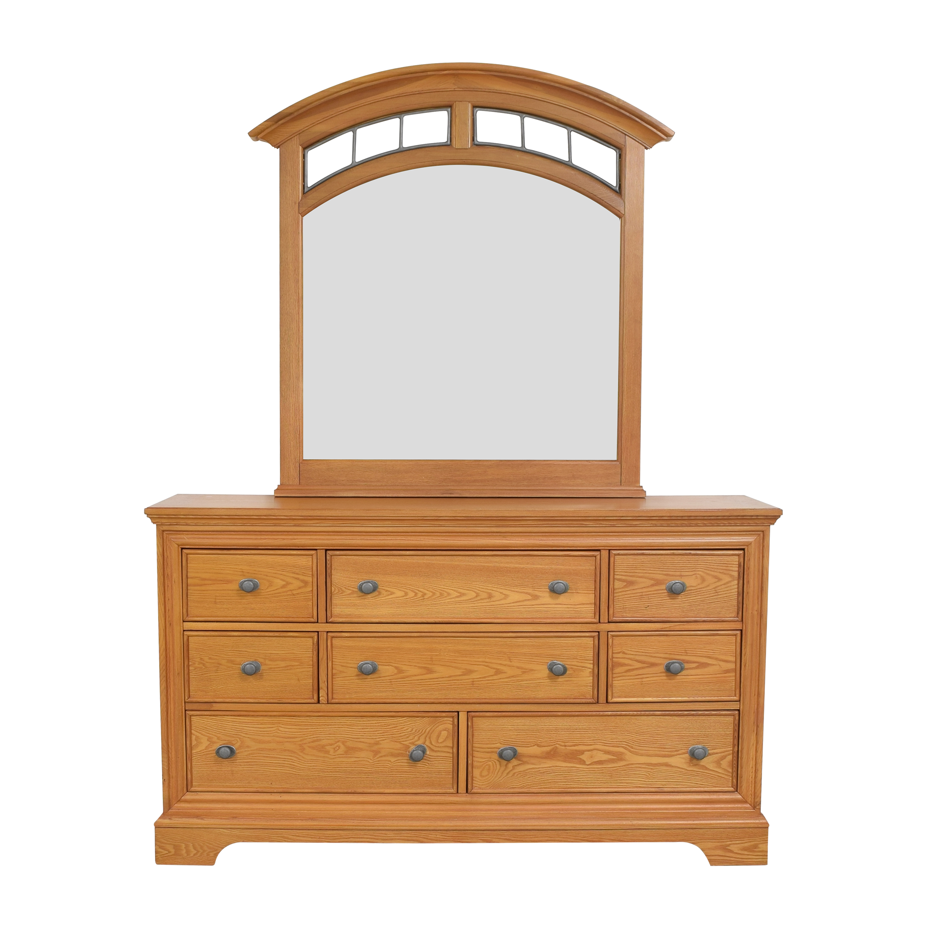 Liberty Furniture Liberty Furniture Dresser and Mirror second hand