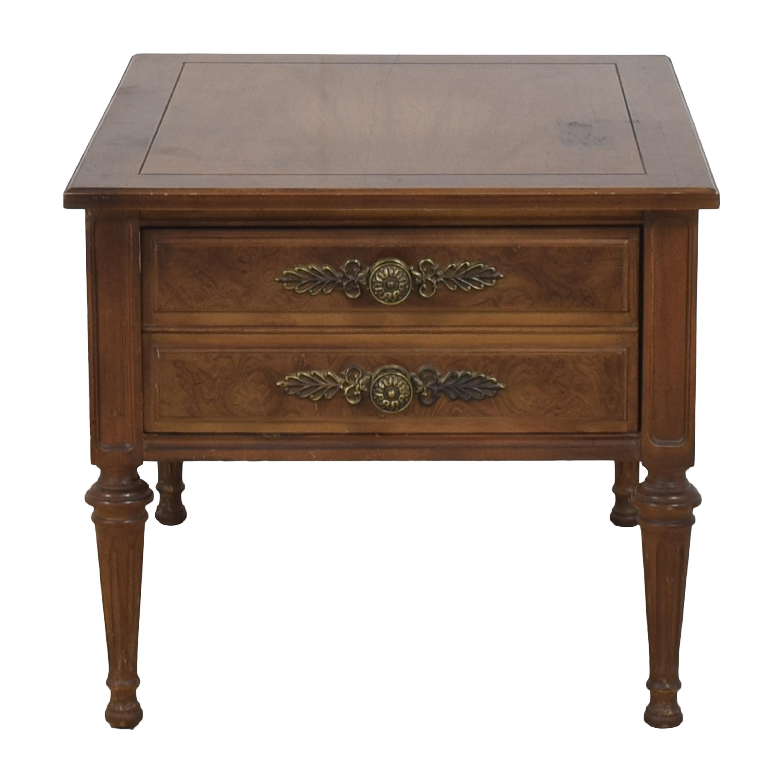 Single Drawer End Table price